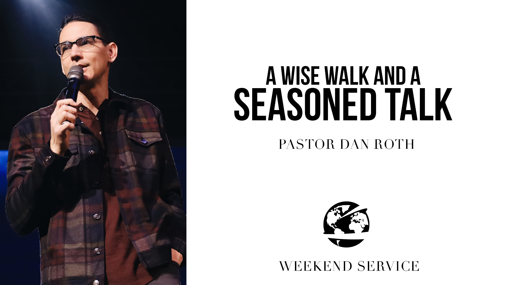 Watch A Wise Walk and a Seasoned Talk Part 2