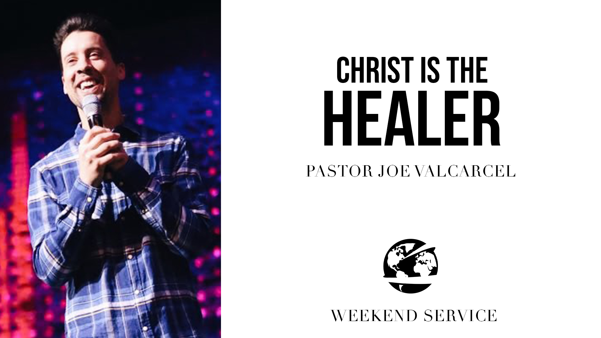 Watch Christ is the Healer