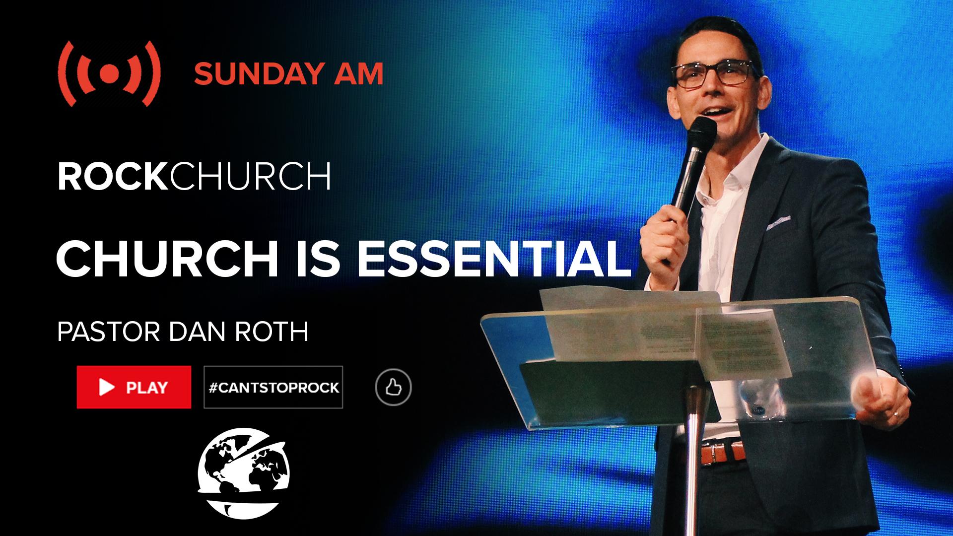 Watch Church is Essential