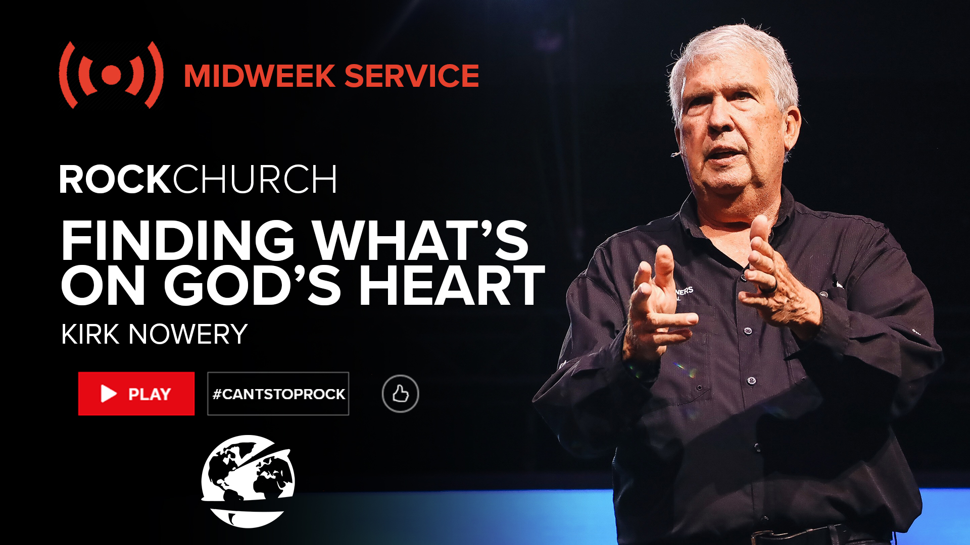 Watch Finding What's on God's Heart