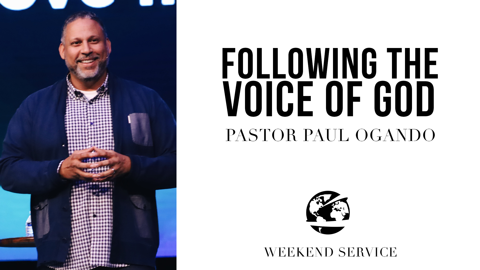 Watch Following The Voice Of God