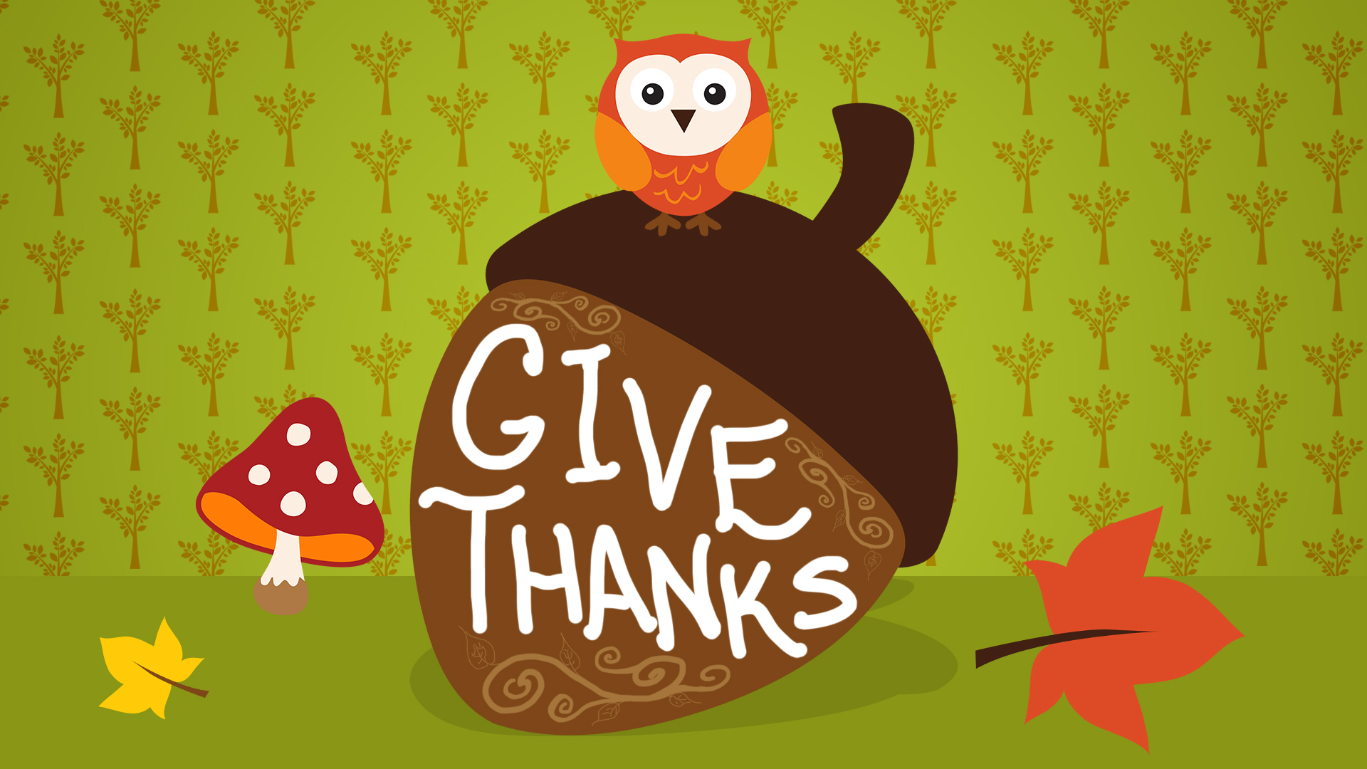 Watch Give Thanks!