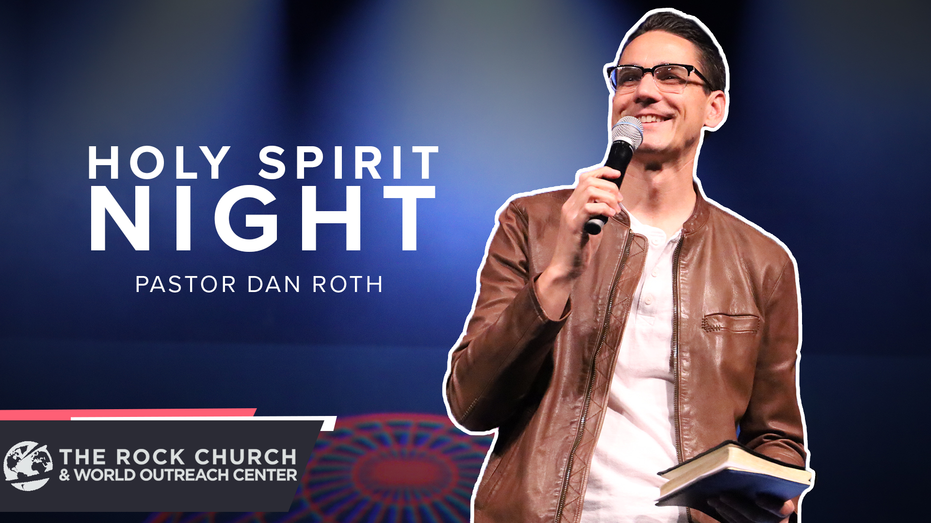 Watch Holy Spirit Night