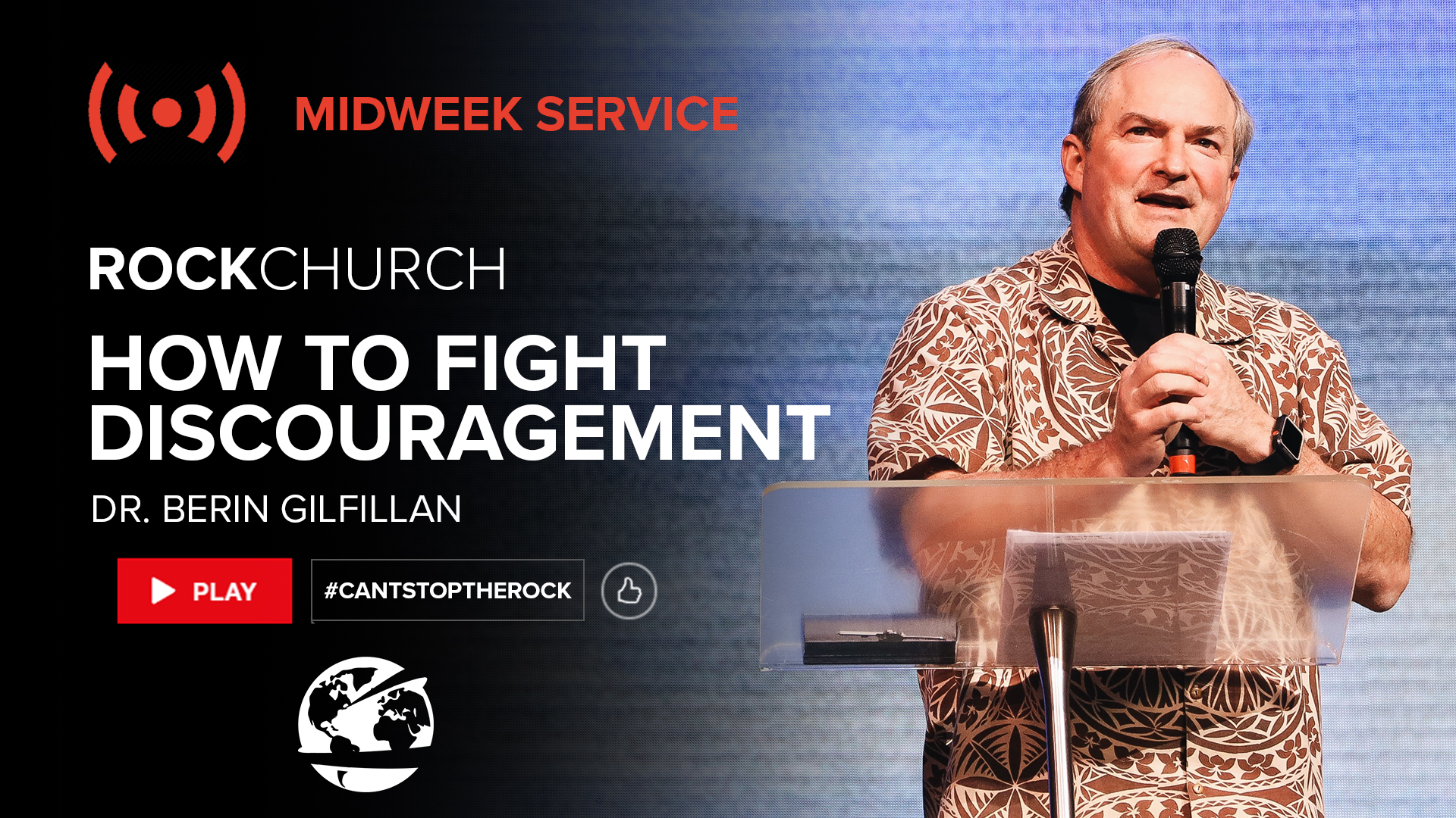 Watch How to Fight Discouragement