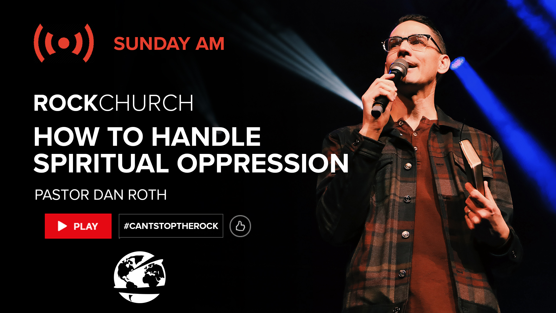 Watch How to Handle Spiritual Oppression