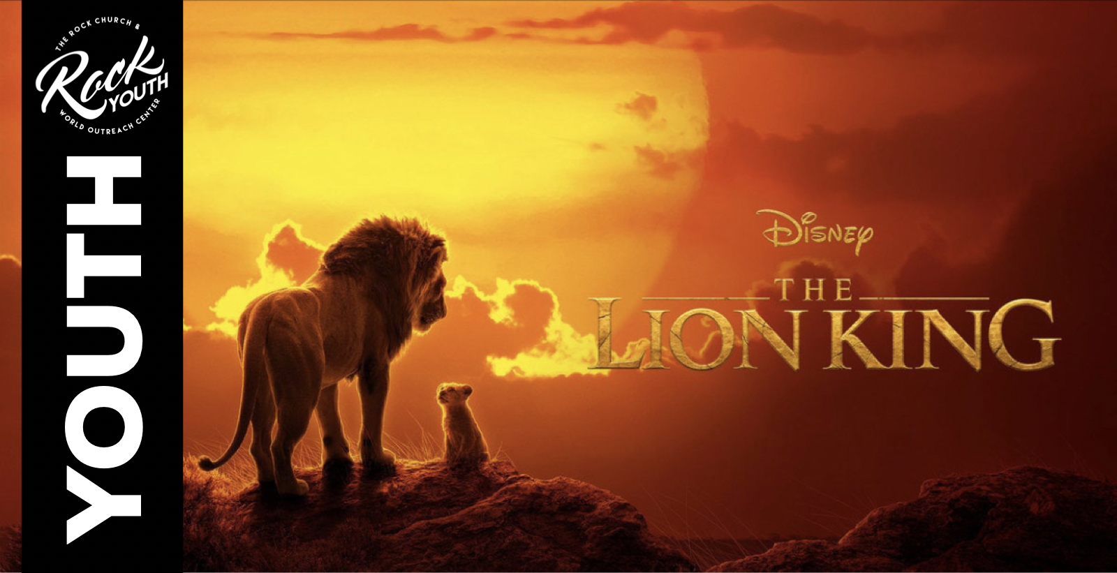 The Lion King - Harkins with The Rock Youth