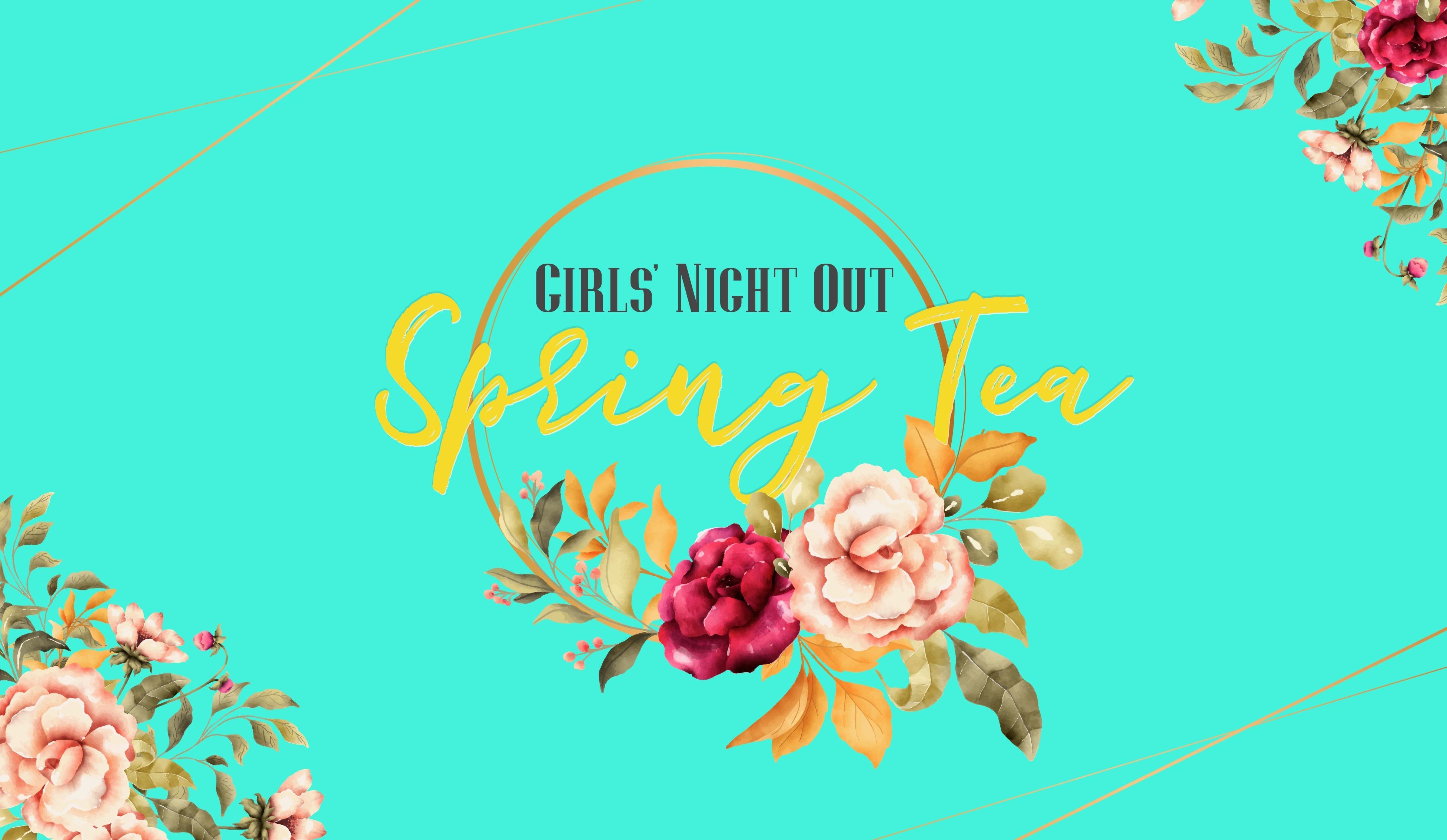 Spring Tea GNO 2020