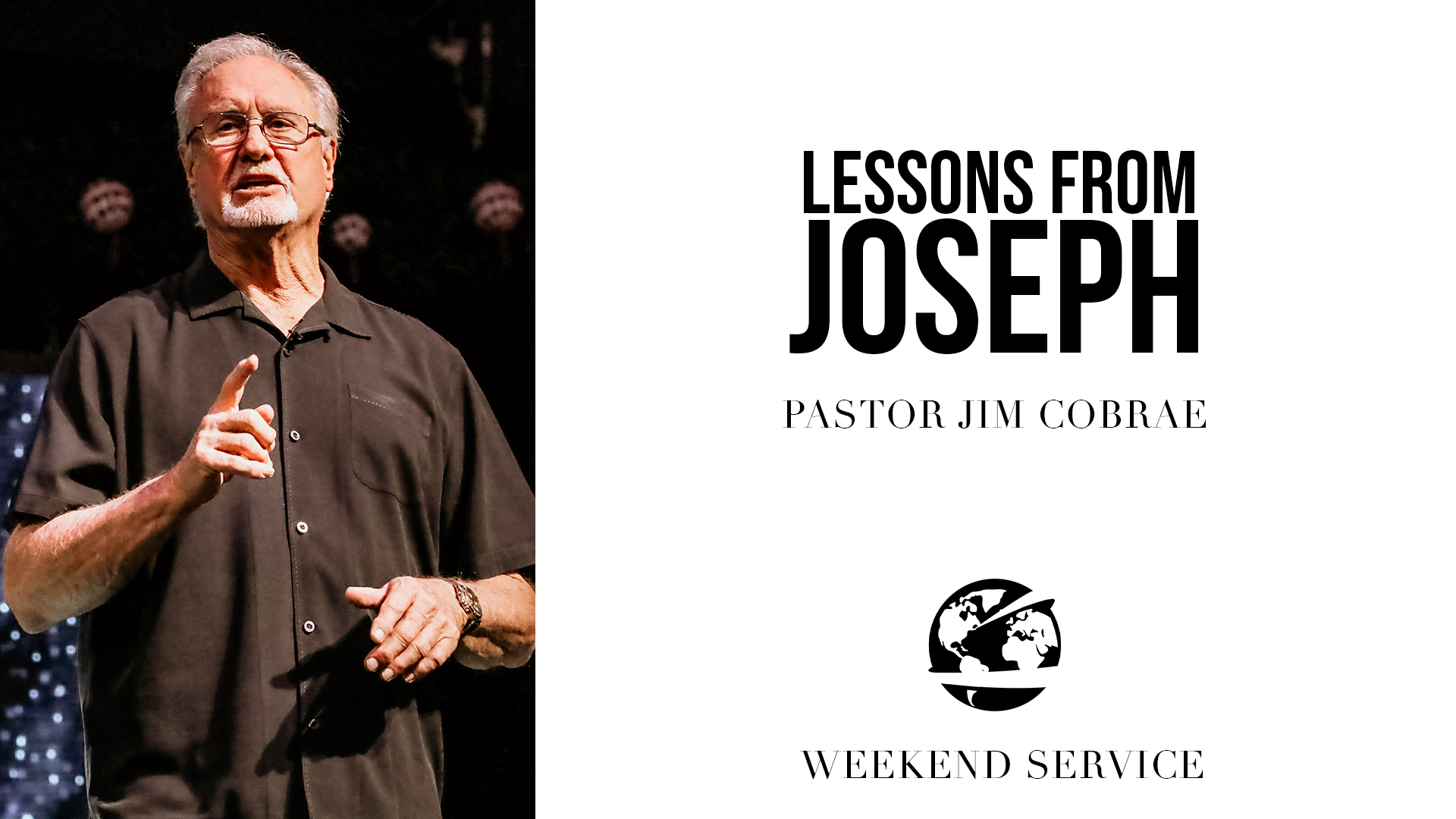 Watch Lessons From Joseph