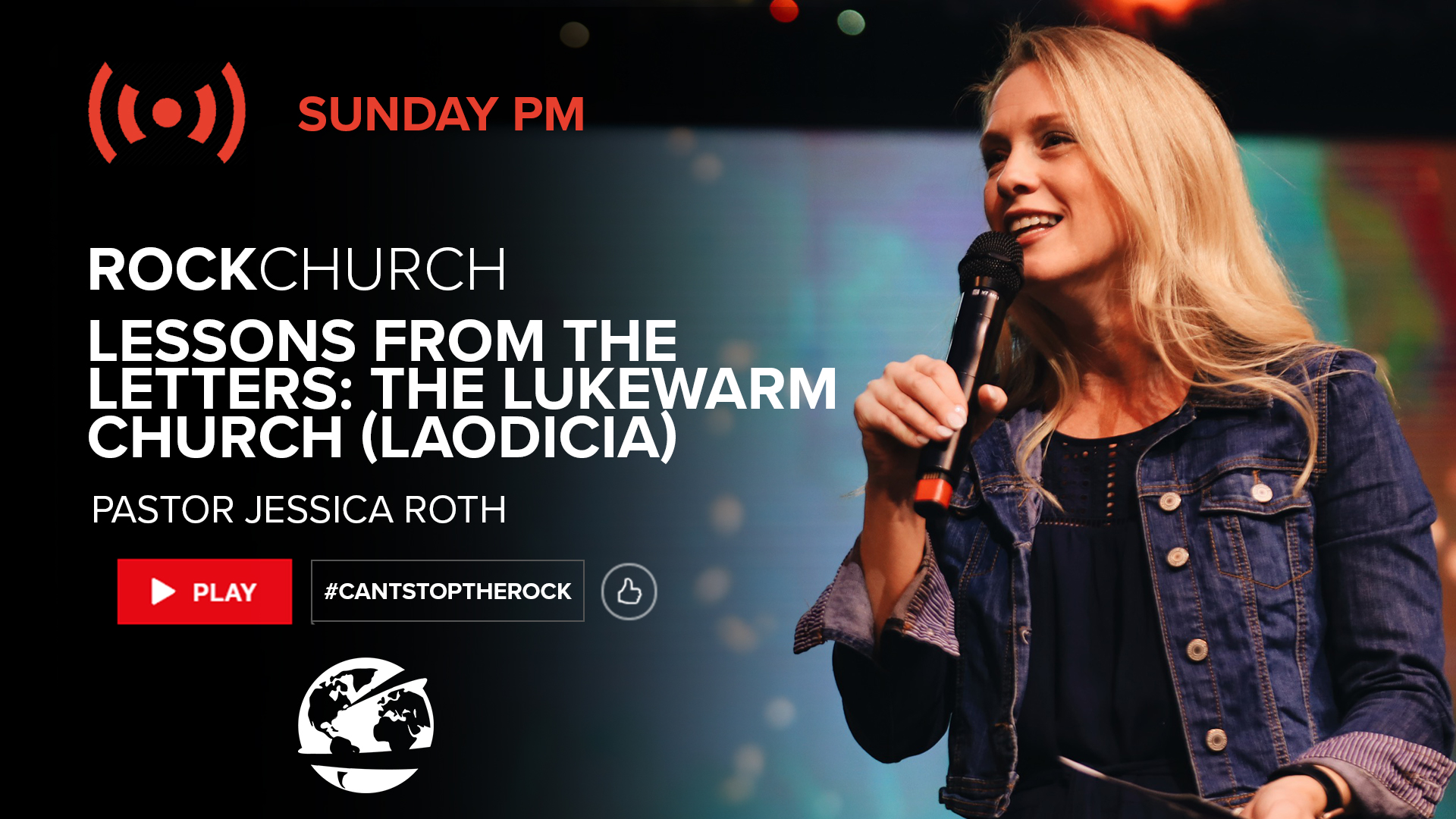 Watch The Lukewarm Church- Laodicia