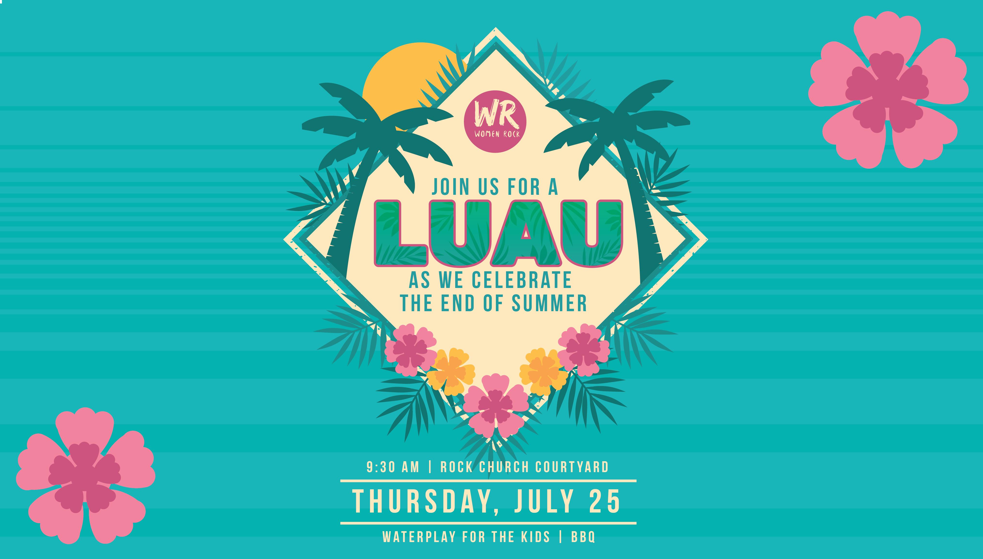 Summer Fest Luau