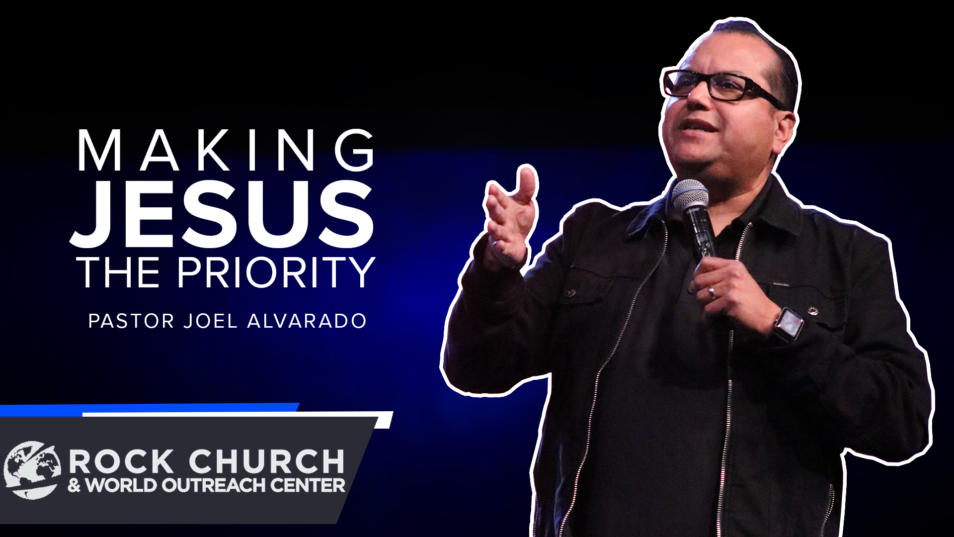 Watch Making Jesus The Priority