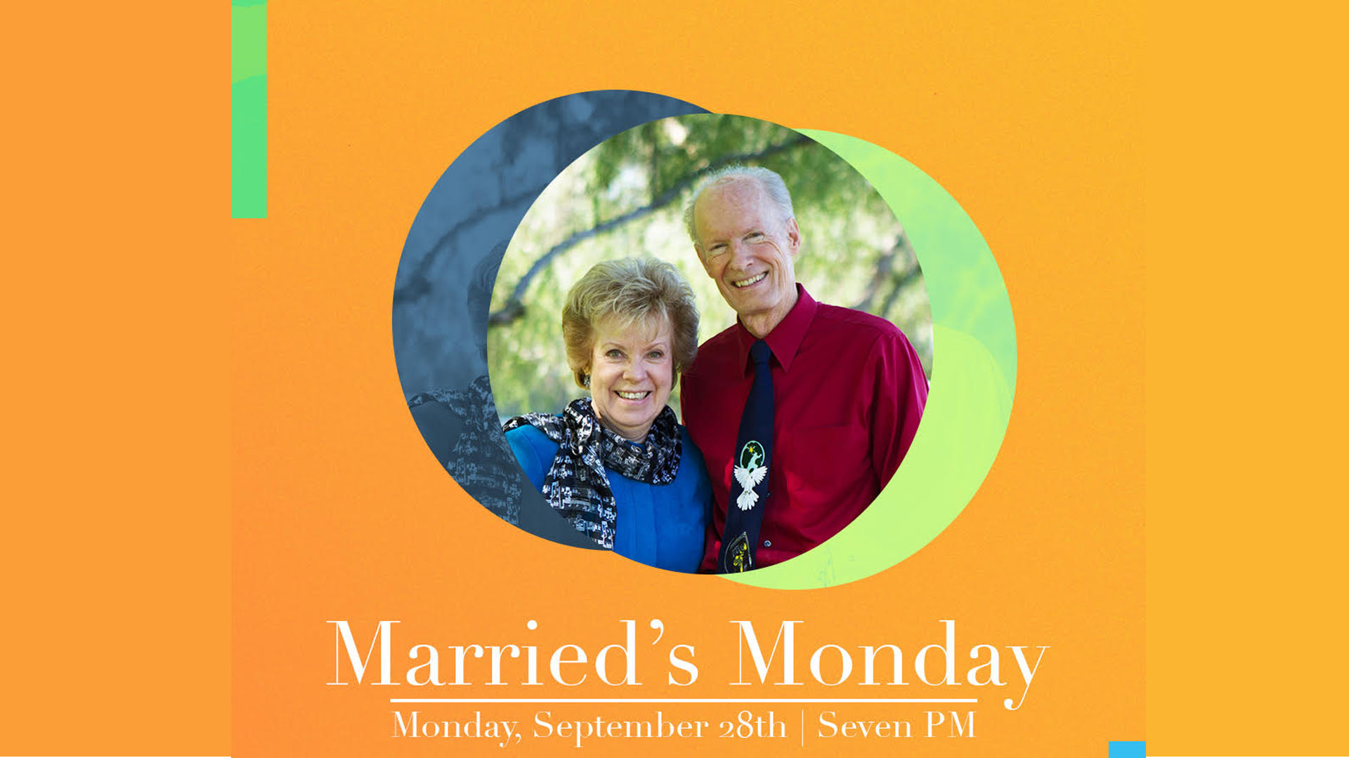 Married's Monday (Zoom Online)