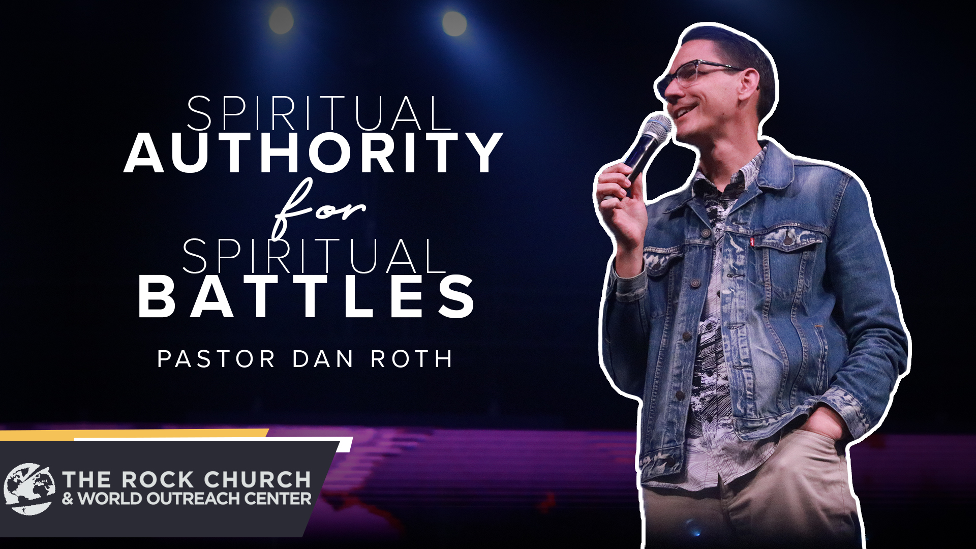 Watch Spiritual Authority For Spiritual Battles