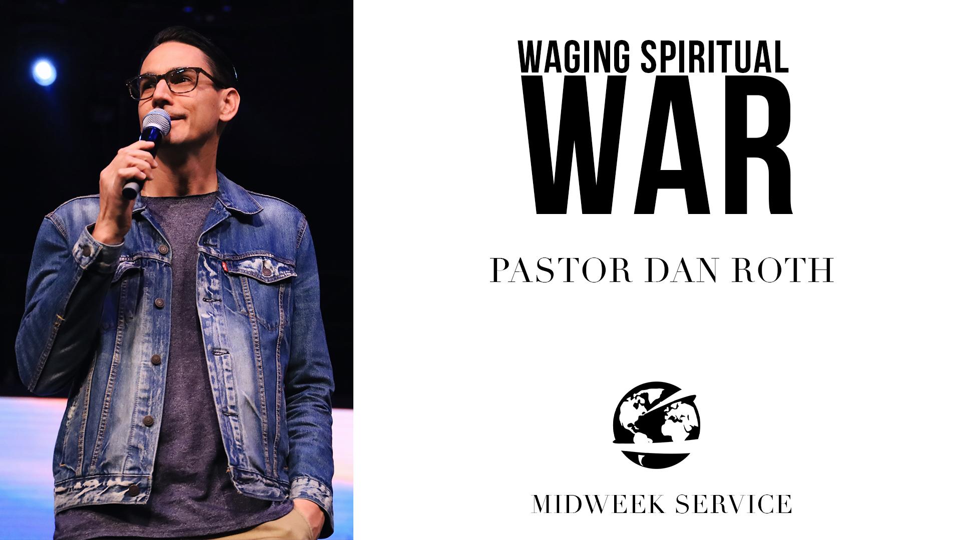 Watch Waging Spiritual War Part 2