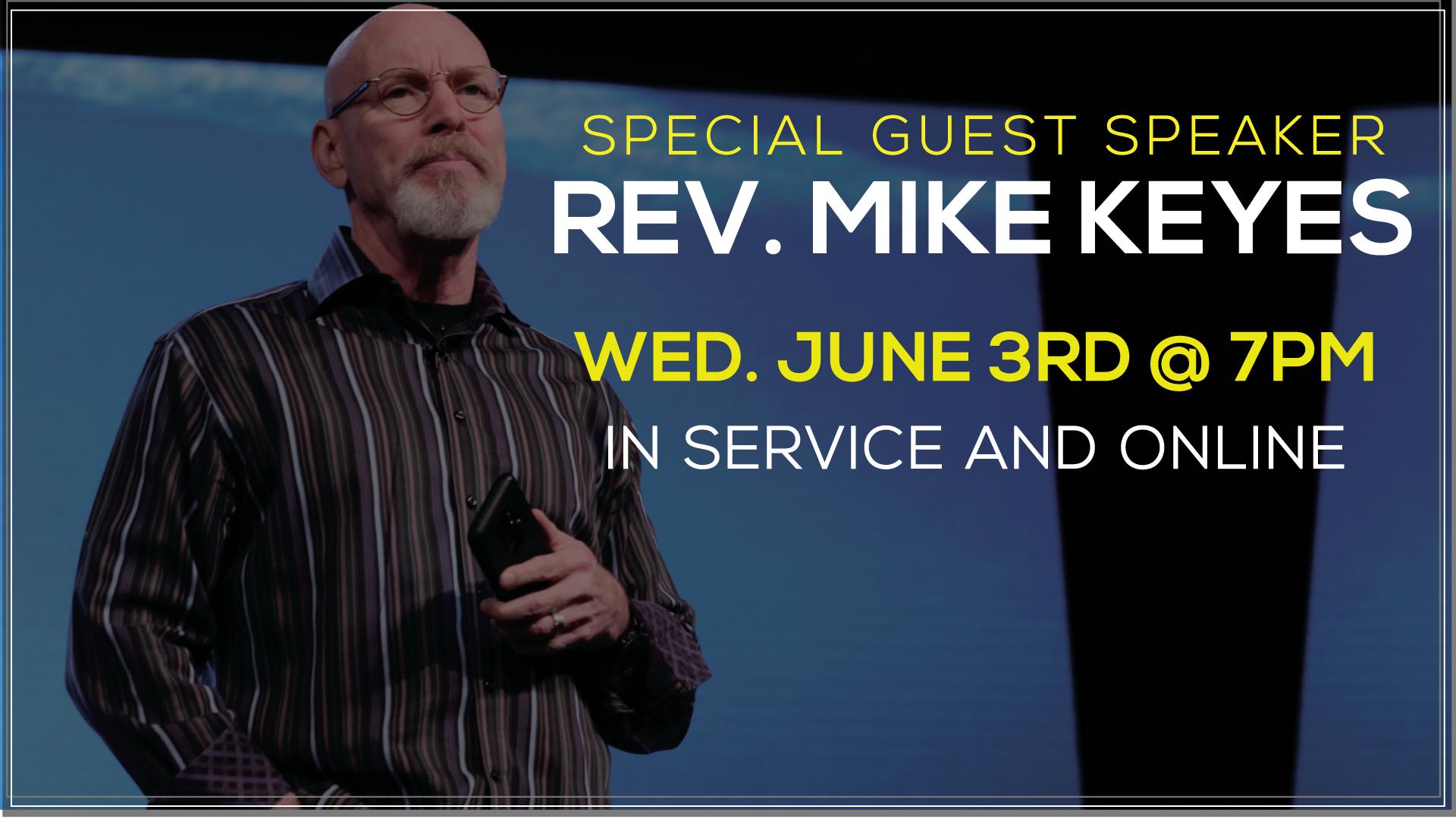 Rev. Mke Keyes
