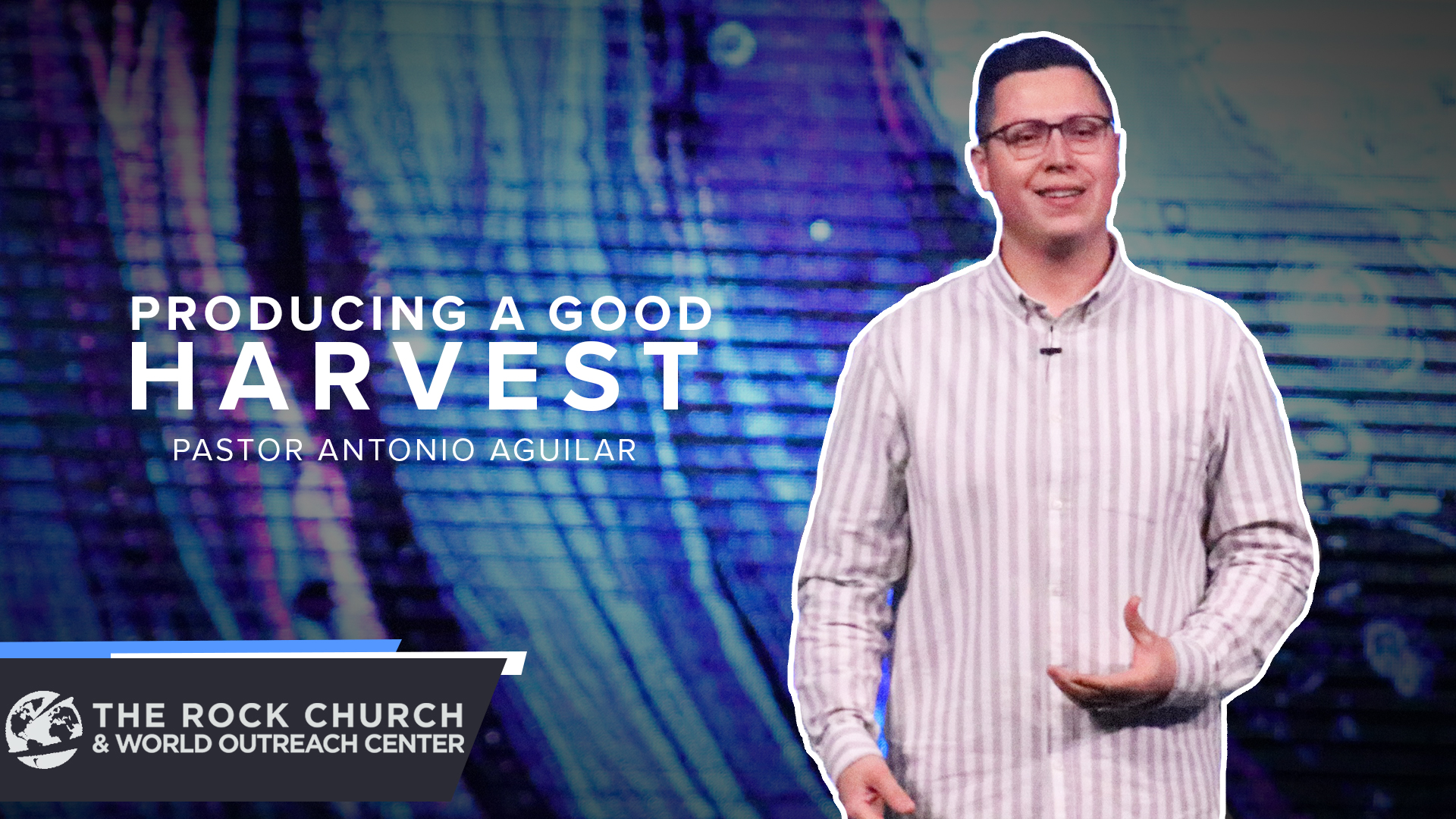 Watch Producing A Good Harvest