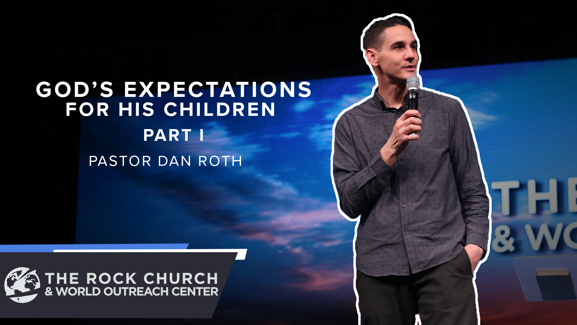 Watch God's Expectations For His Children