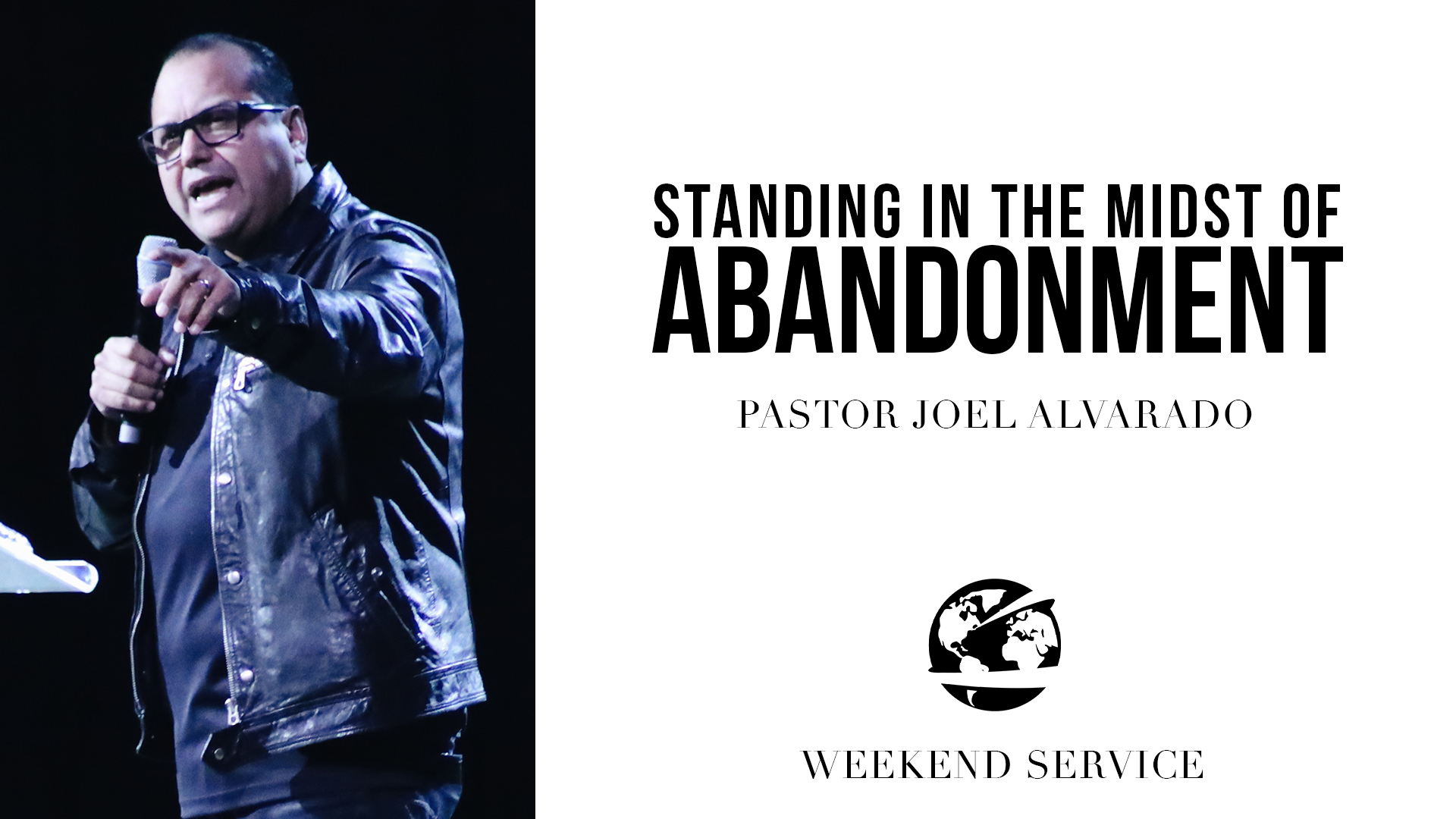 Watch Standing in the Midst of Abandonment