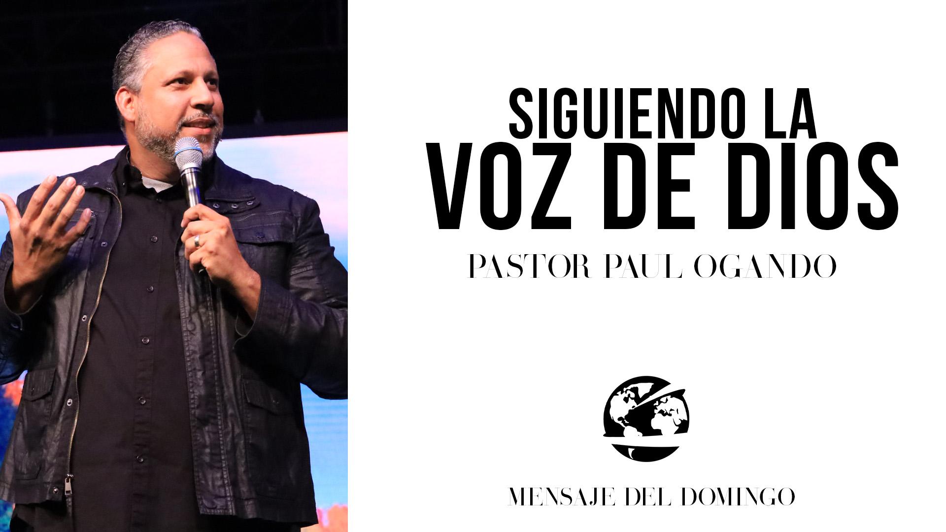 Watch Siguiendo la Voz de Dios