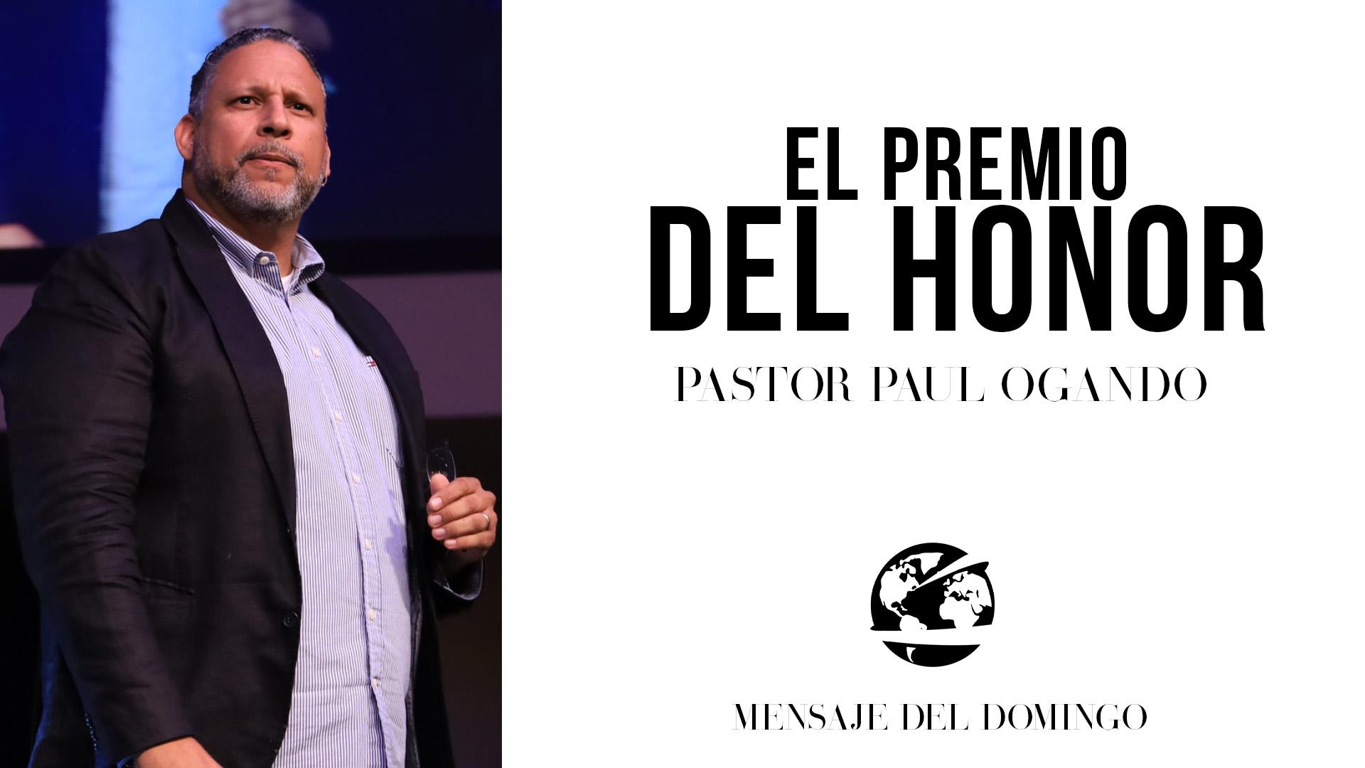 Watch El Premio del Honor
