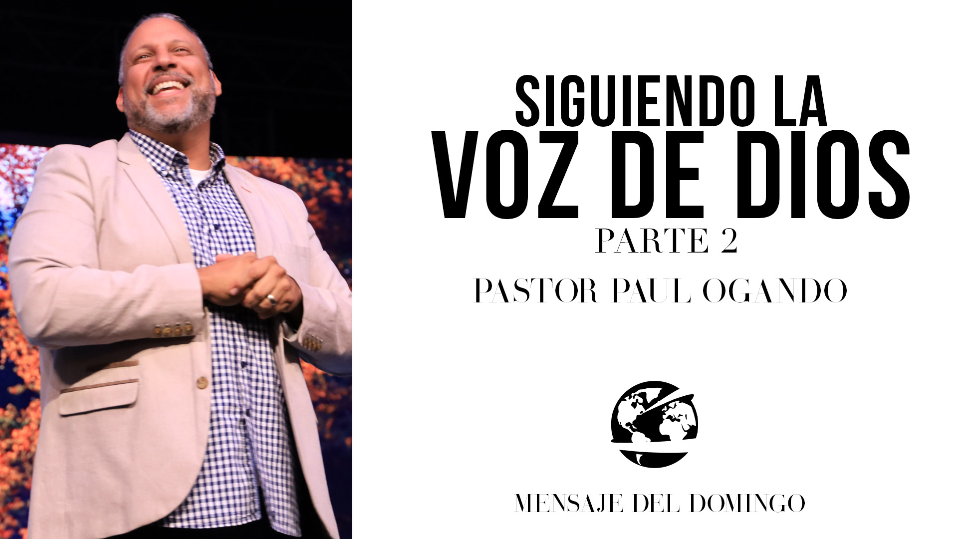 Watch Siguiendo La Voz De Dios Pt 2
