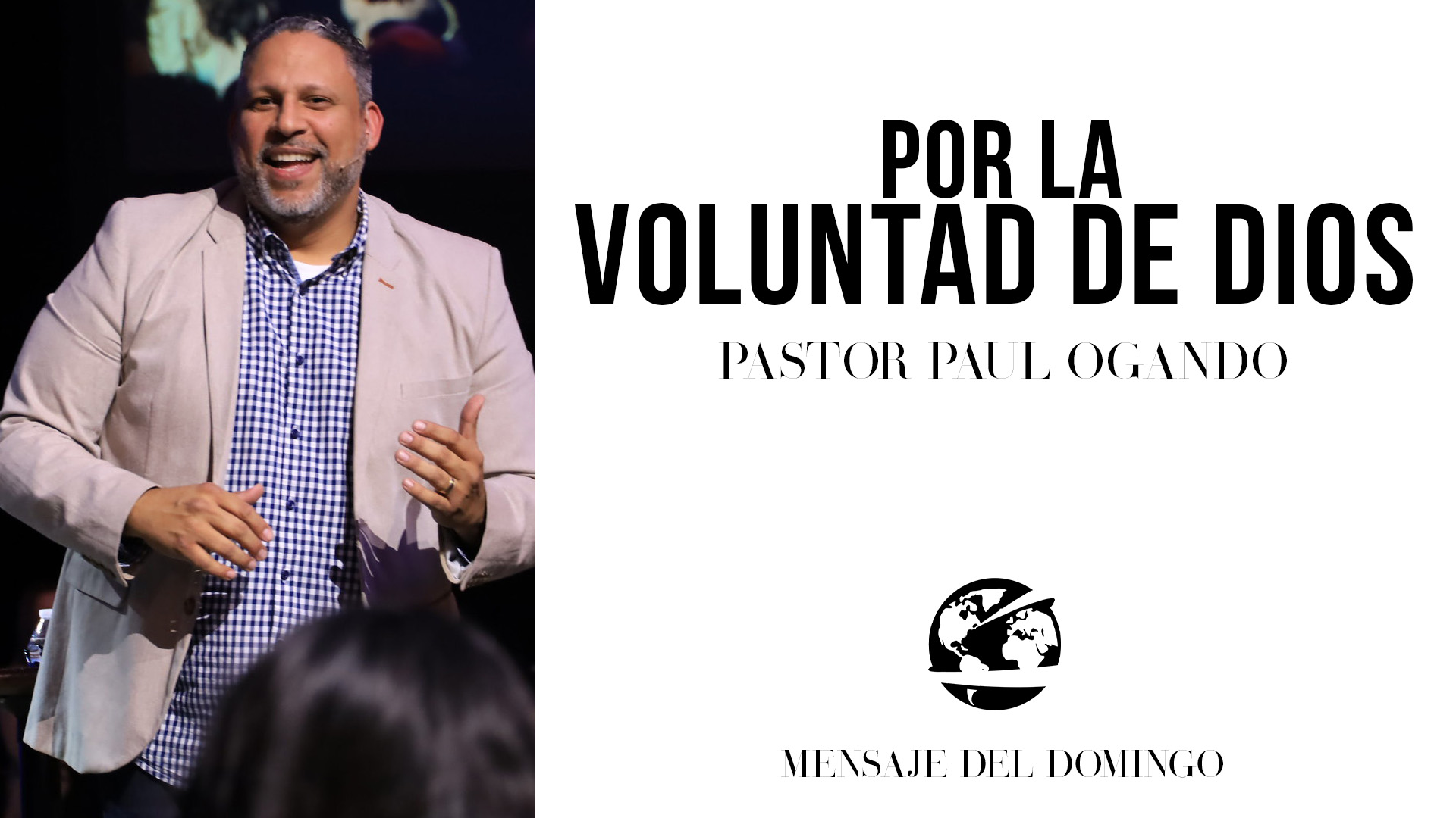 Watch Por La Voluntad De Dios Pt. 1