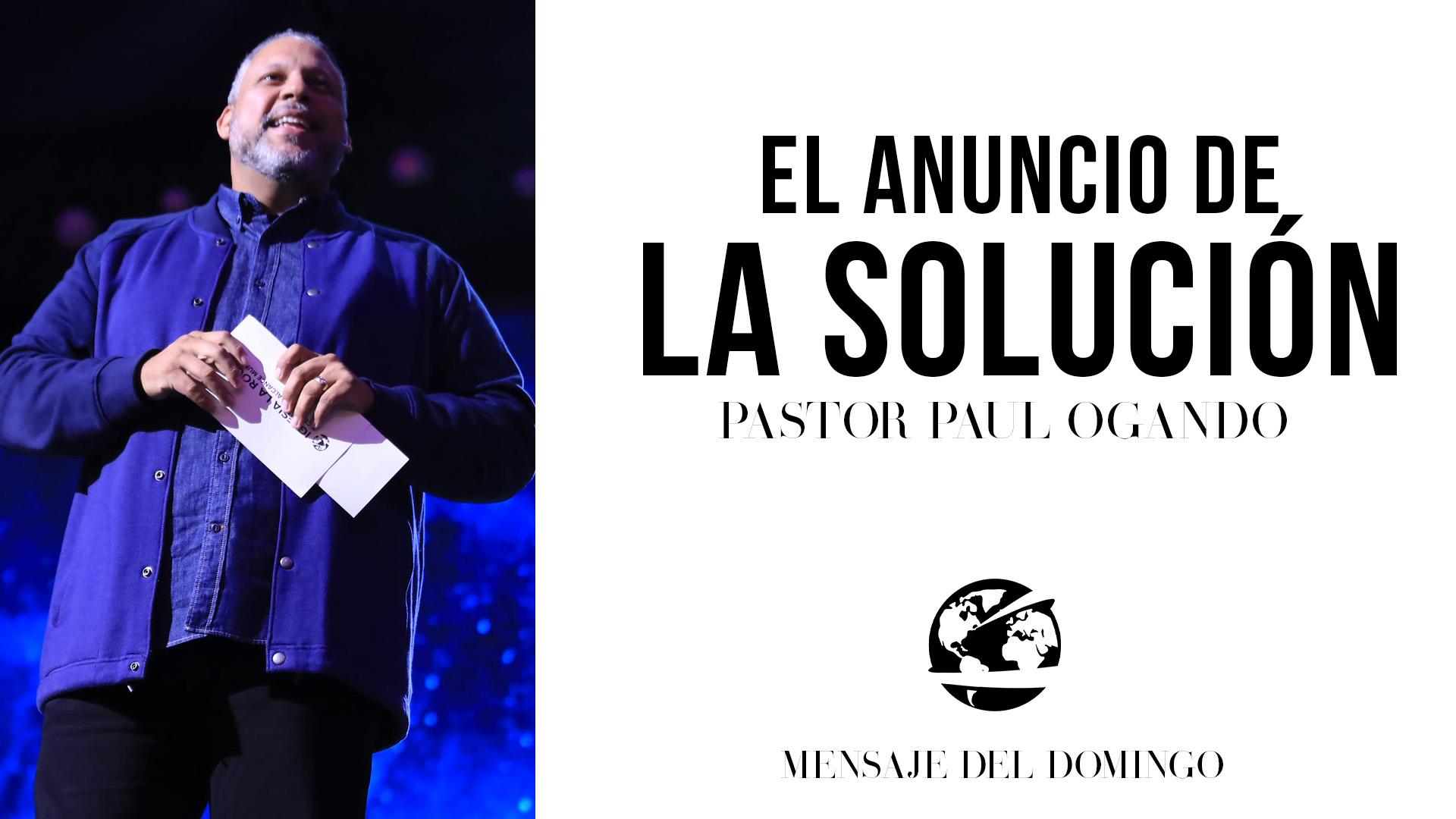 Watch El Anuncio de la Solución