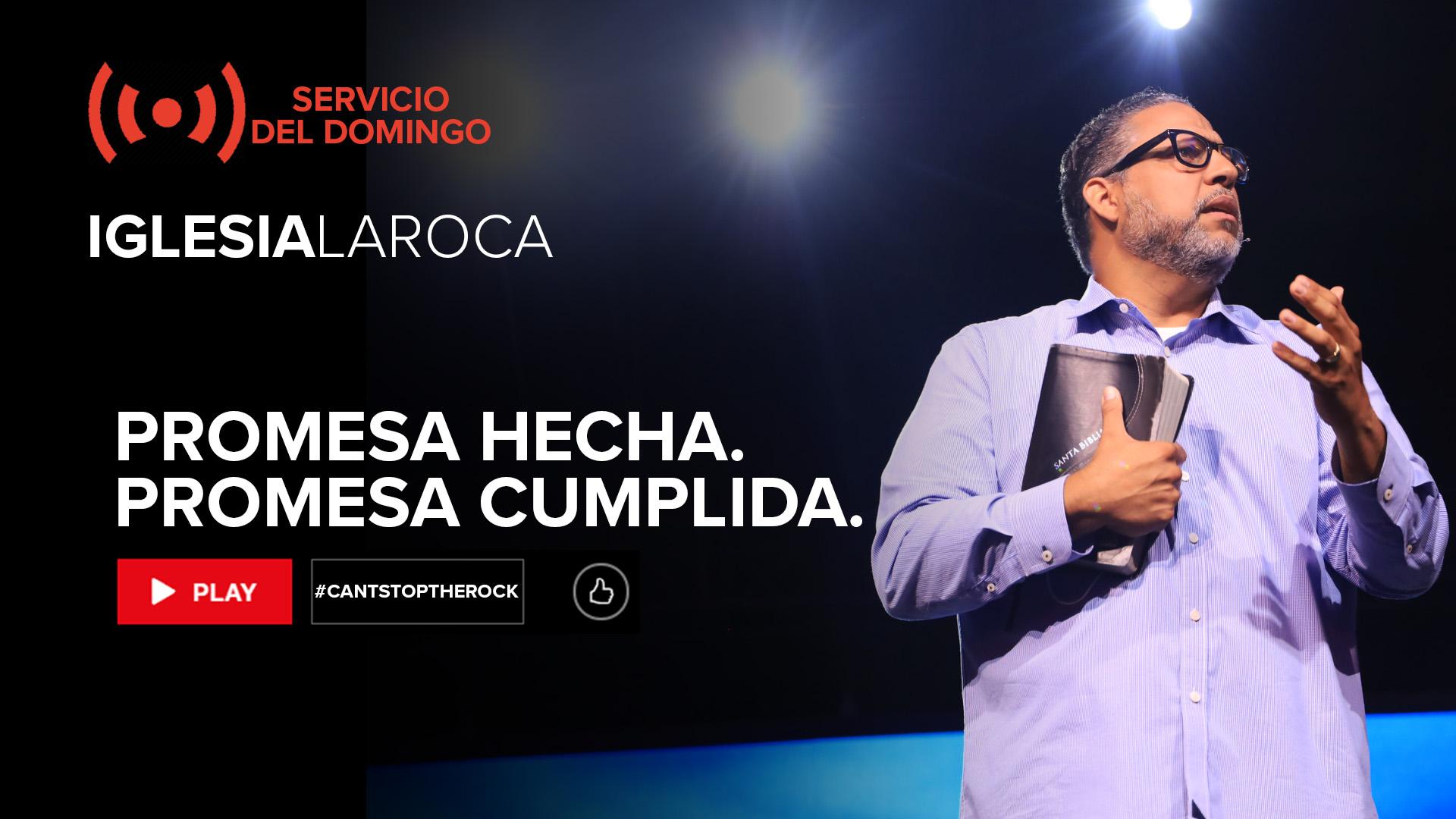 Watch Promesa Hecha. Promesa Cumplida.