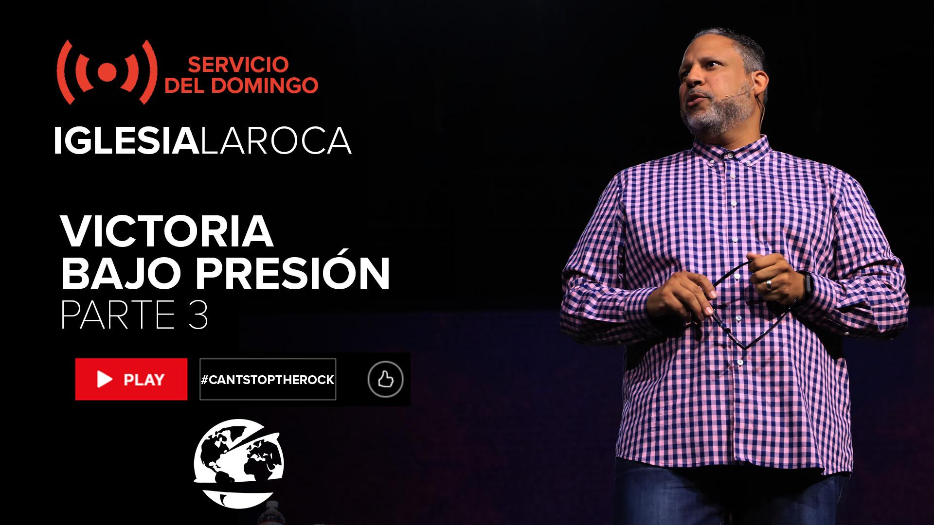Watch Victoria Bajo Presión Pt. 3