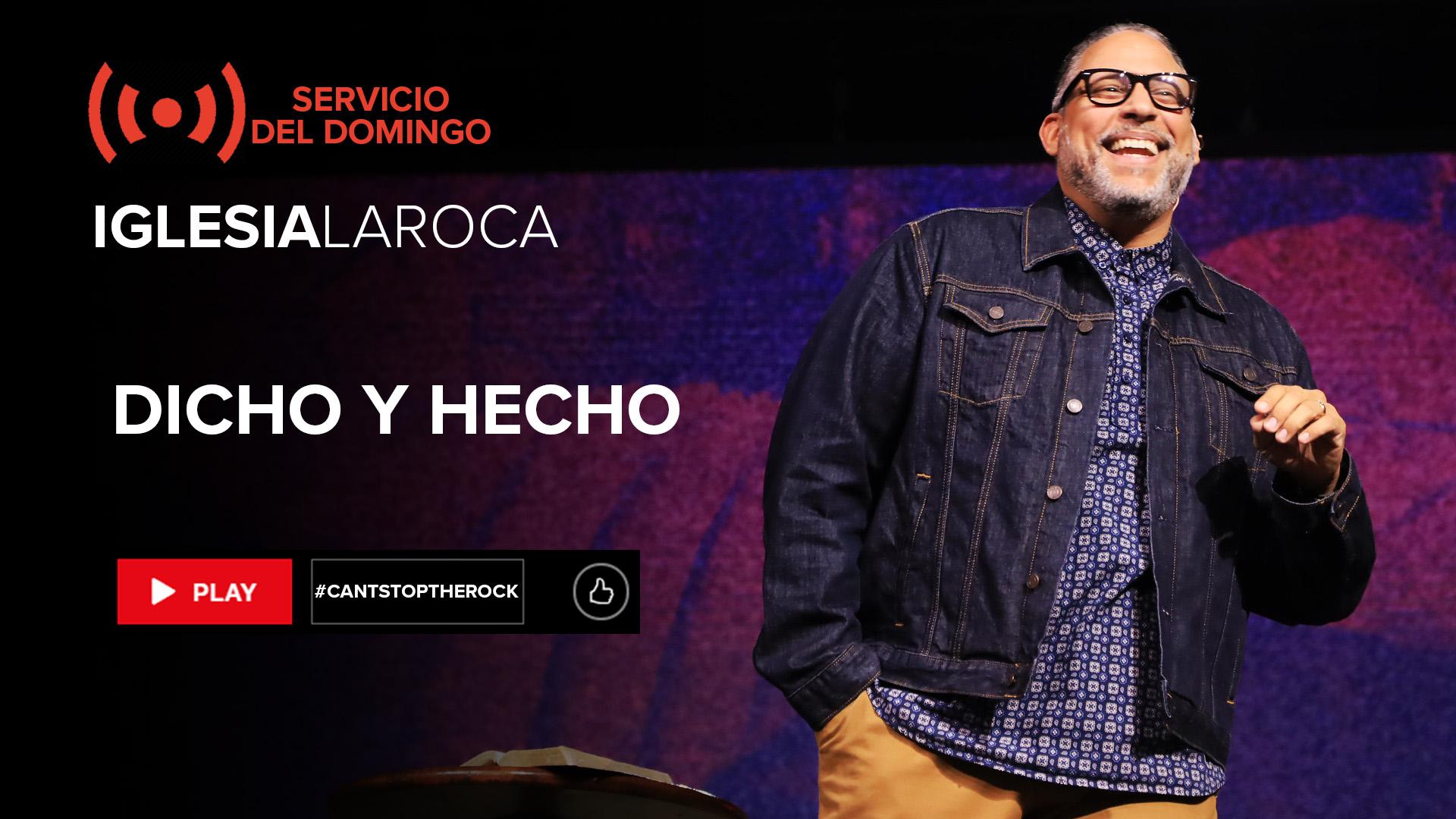 Watch Dicho y Hecho