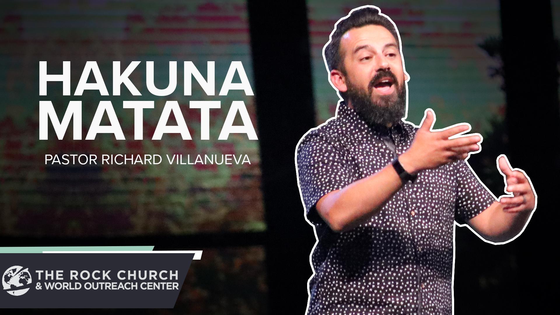 Watch Hakuna Matata- No Worries?