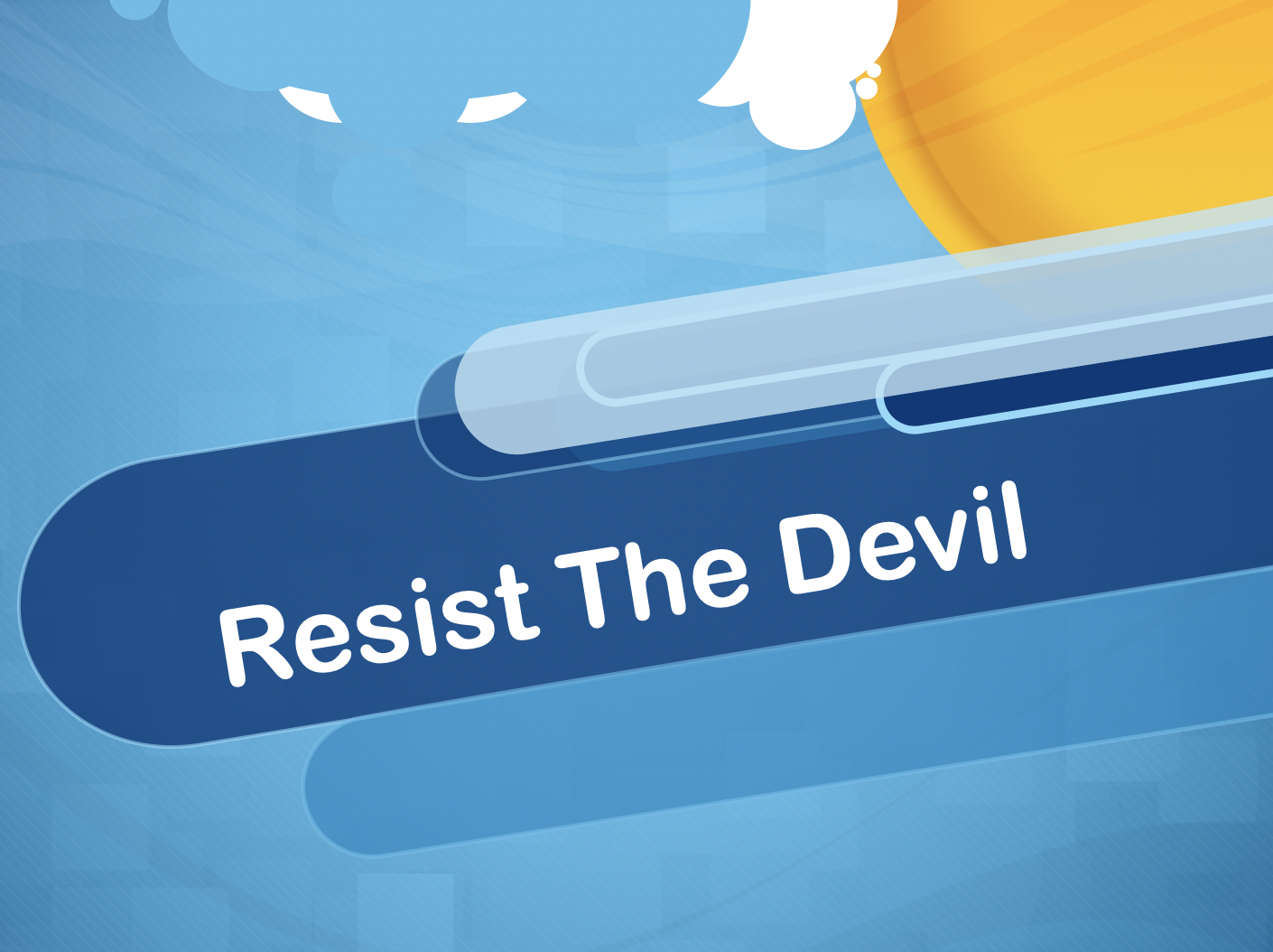Watch/Listen Resist The Devil