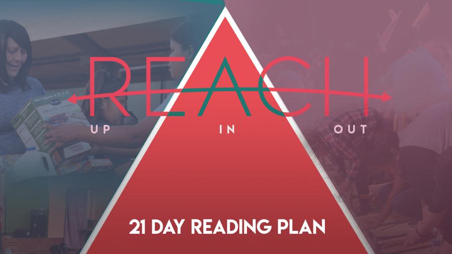 Day 19 - Reach Devotional