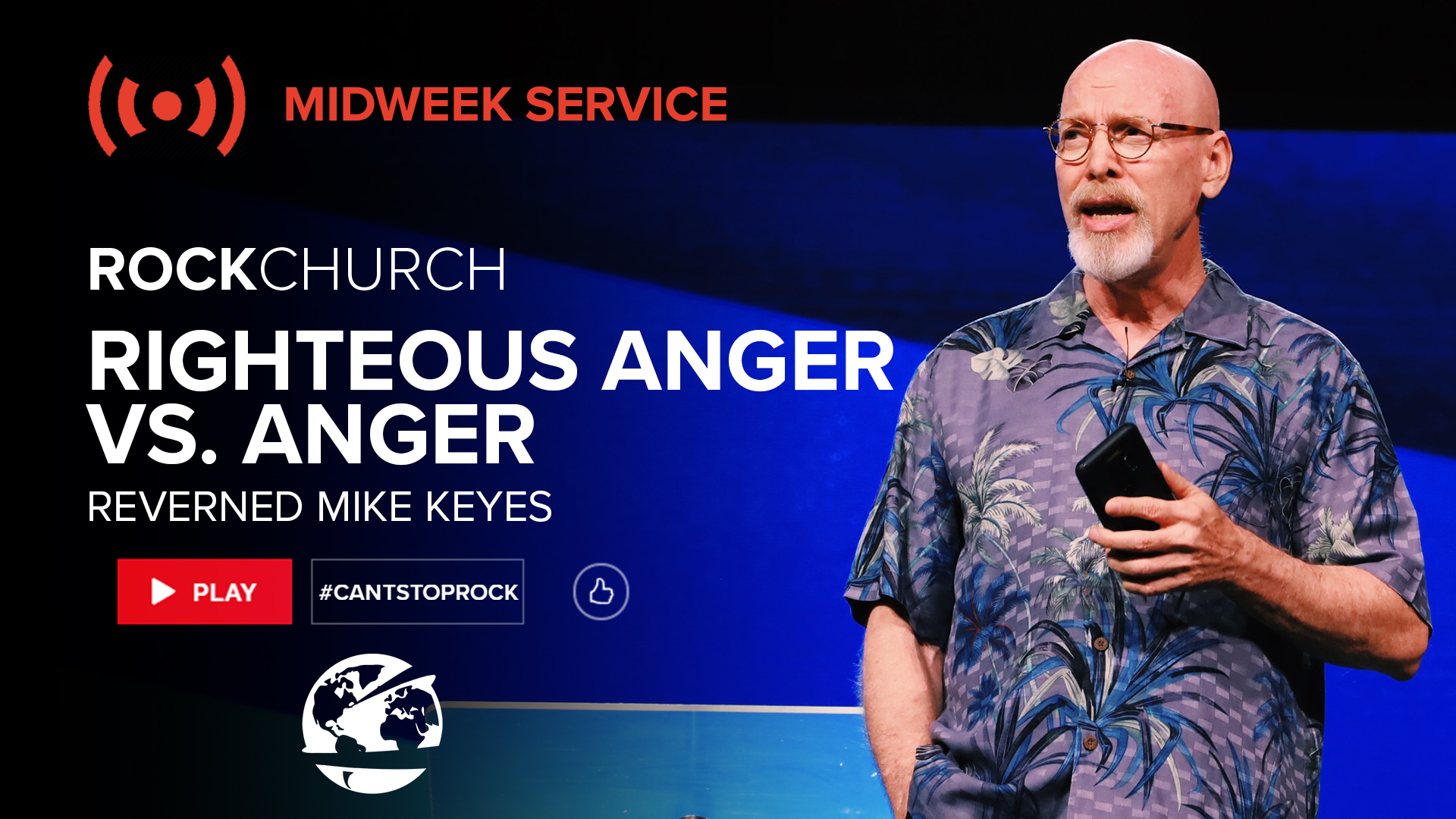 Watch Righteous Anger vs. Anger
