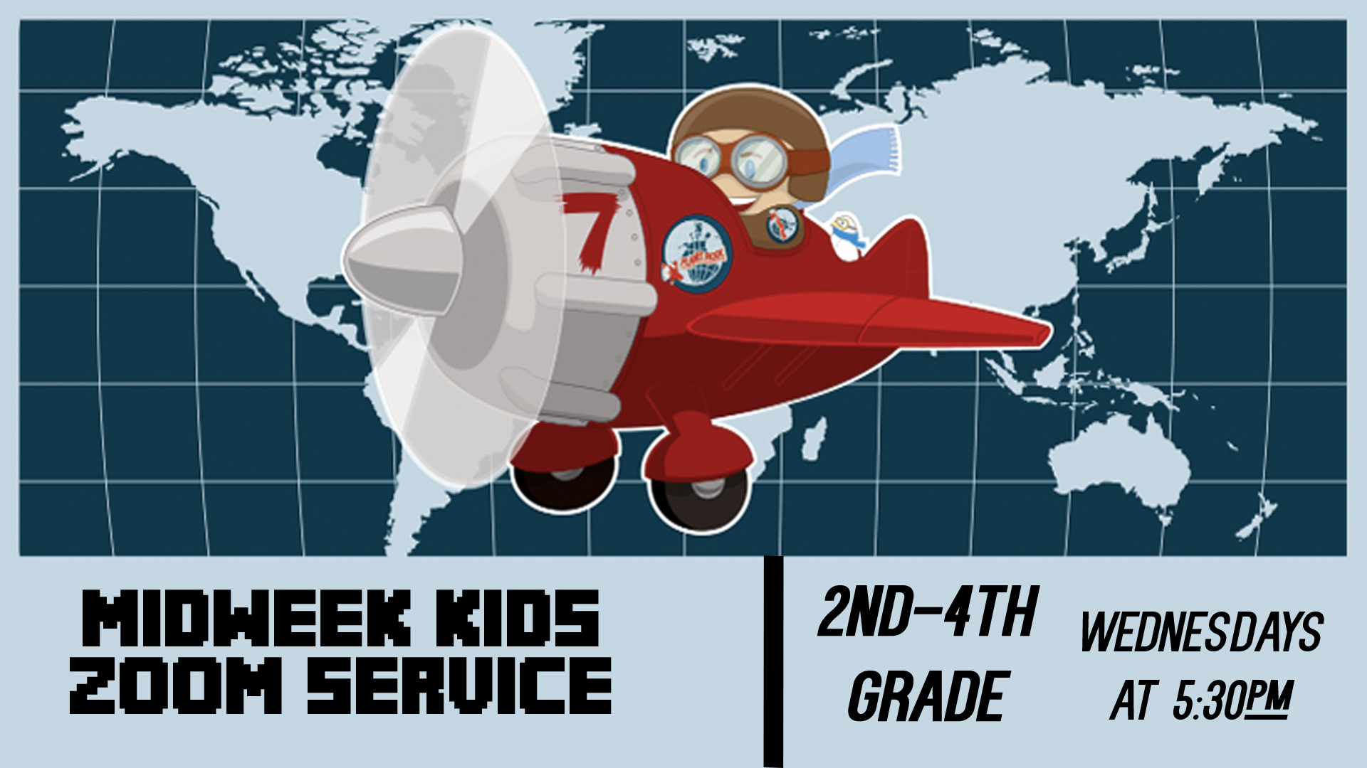 Midweek Kids Zoom Service