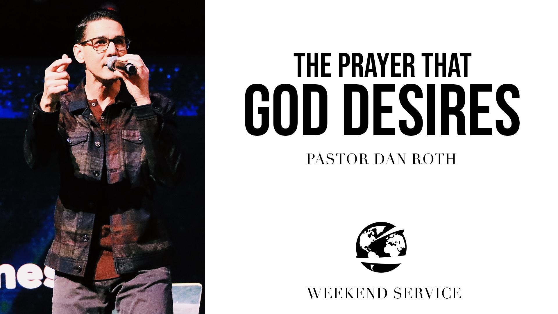 Watch The Prayer That God Desires Part 1