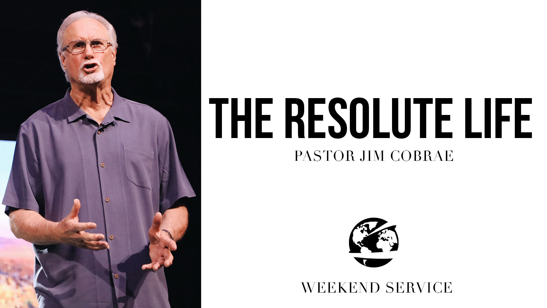 Watch The Resolute Life