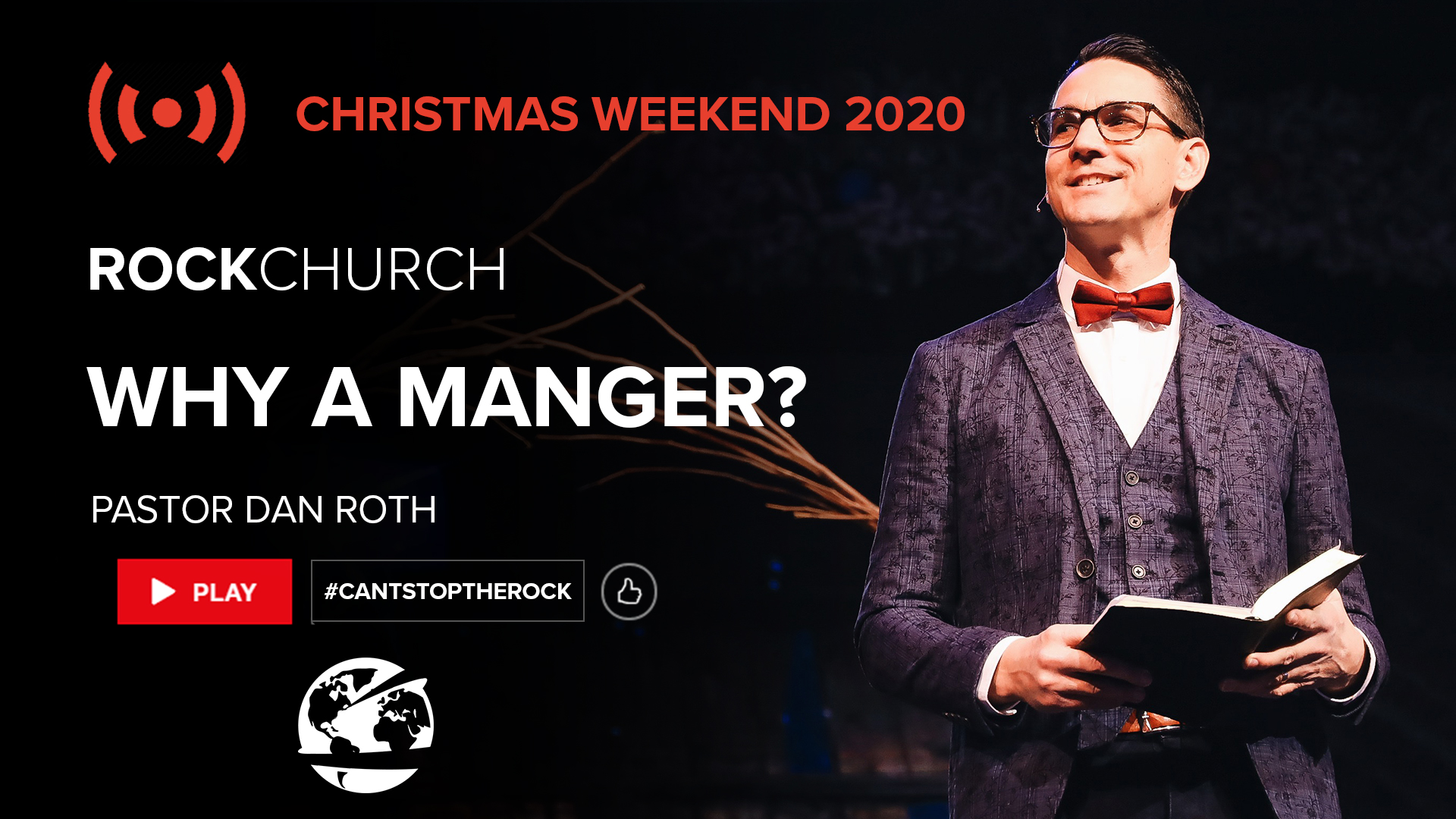 Watch Why A Manger?