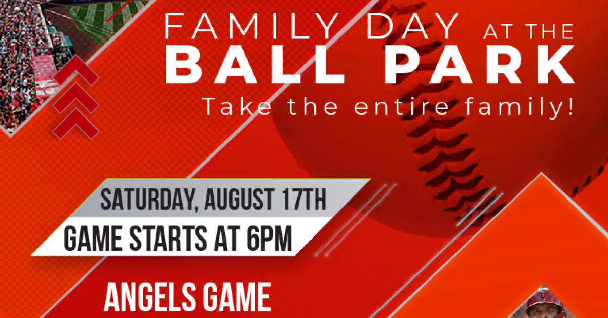 Family Day at the Ball Park