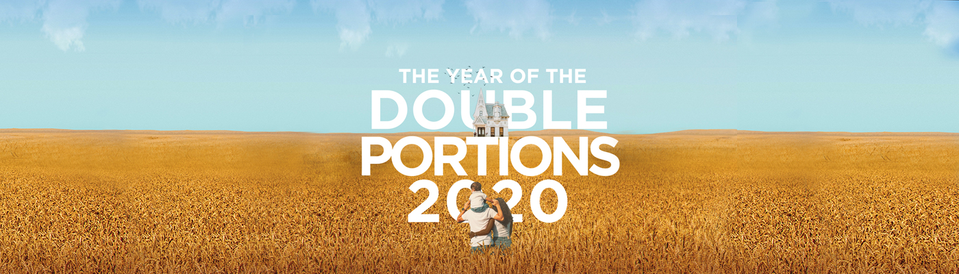 2020 the Year of Double Blessings