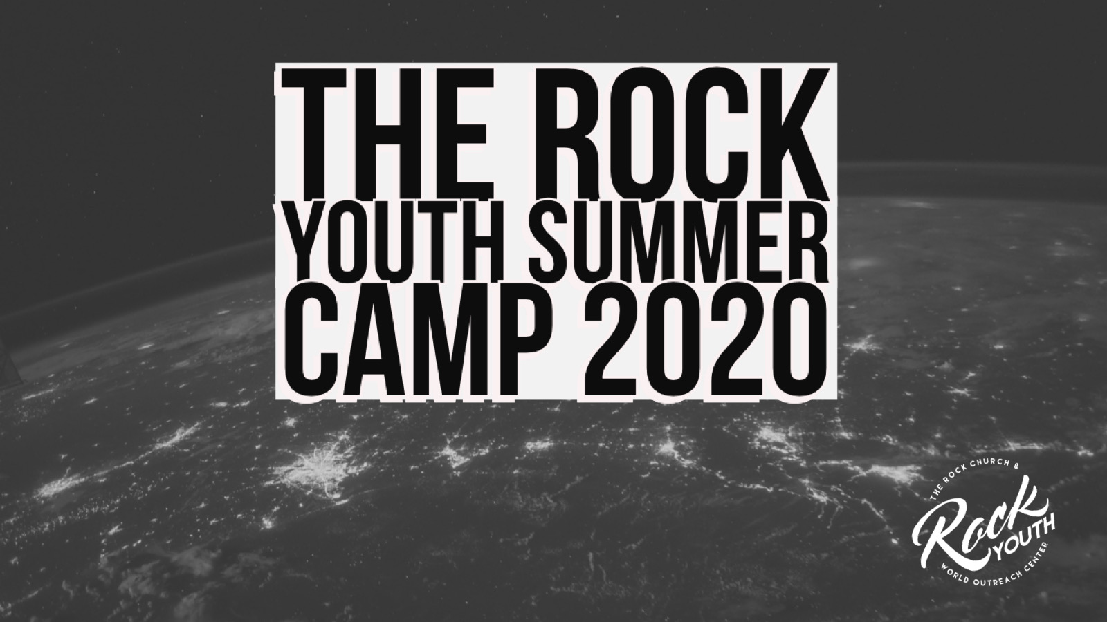 The Rock Youth Summer Camp 2020
