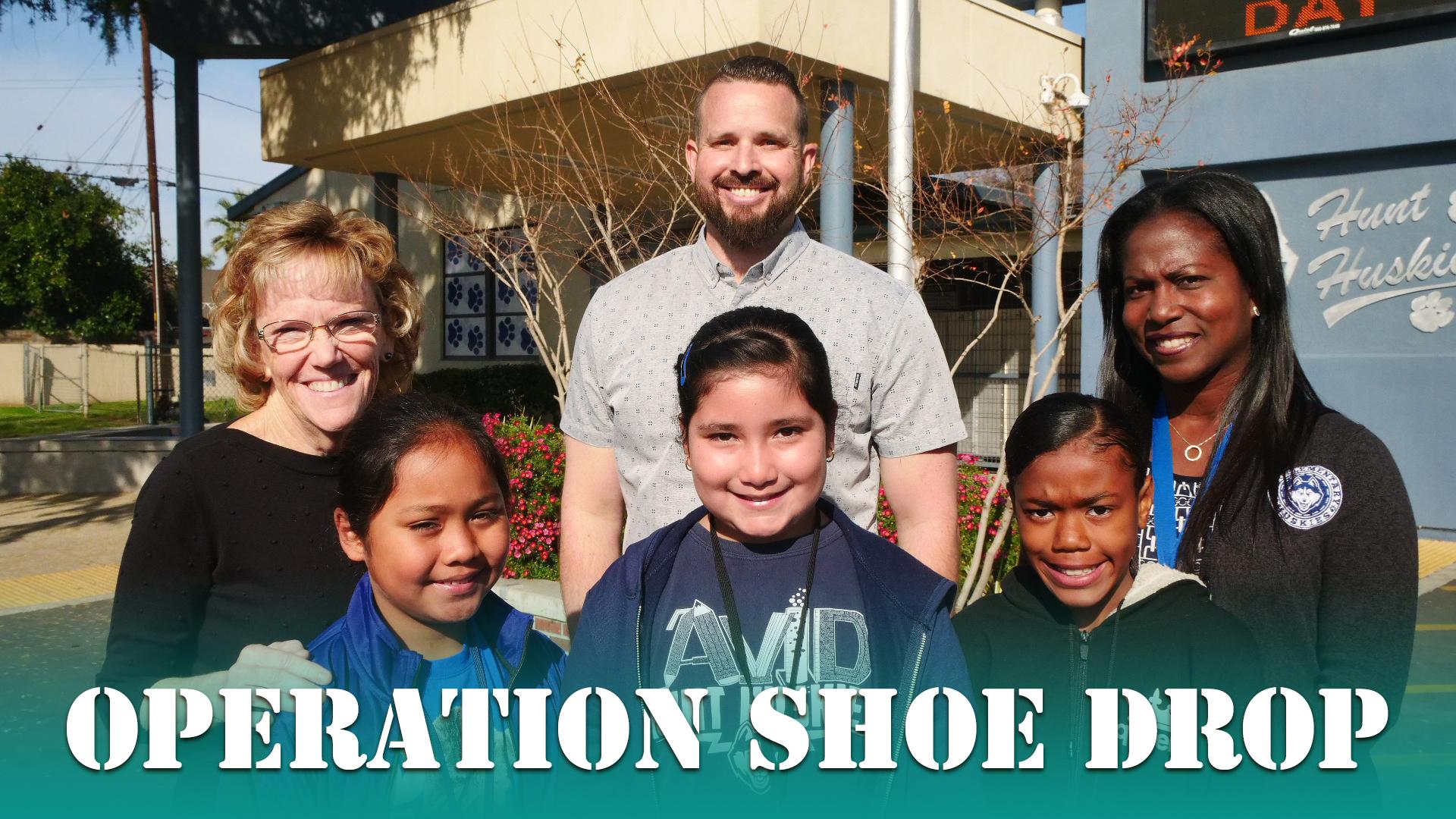 Operation Shoe Drop 2020