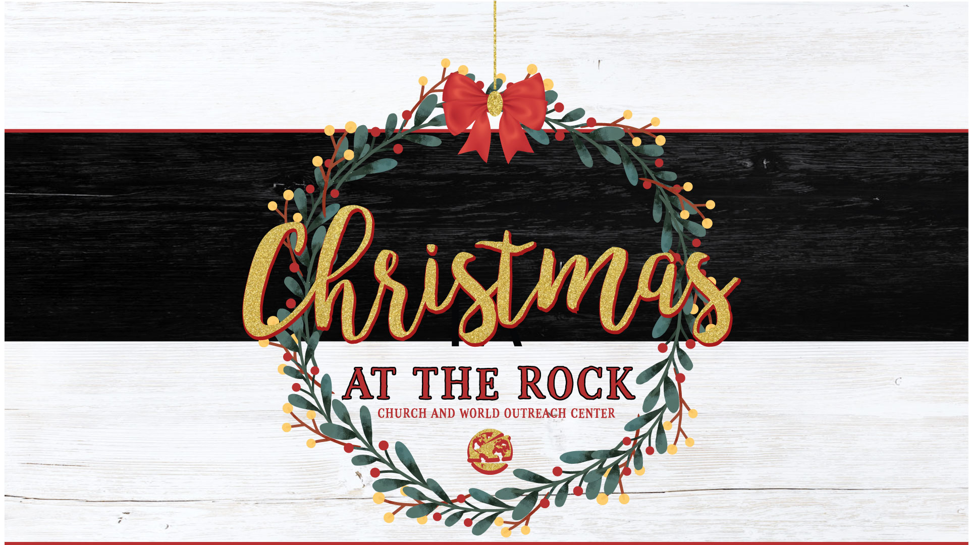 Christmas at the Rock