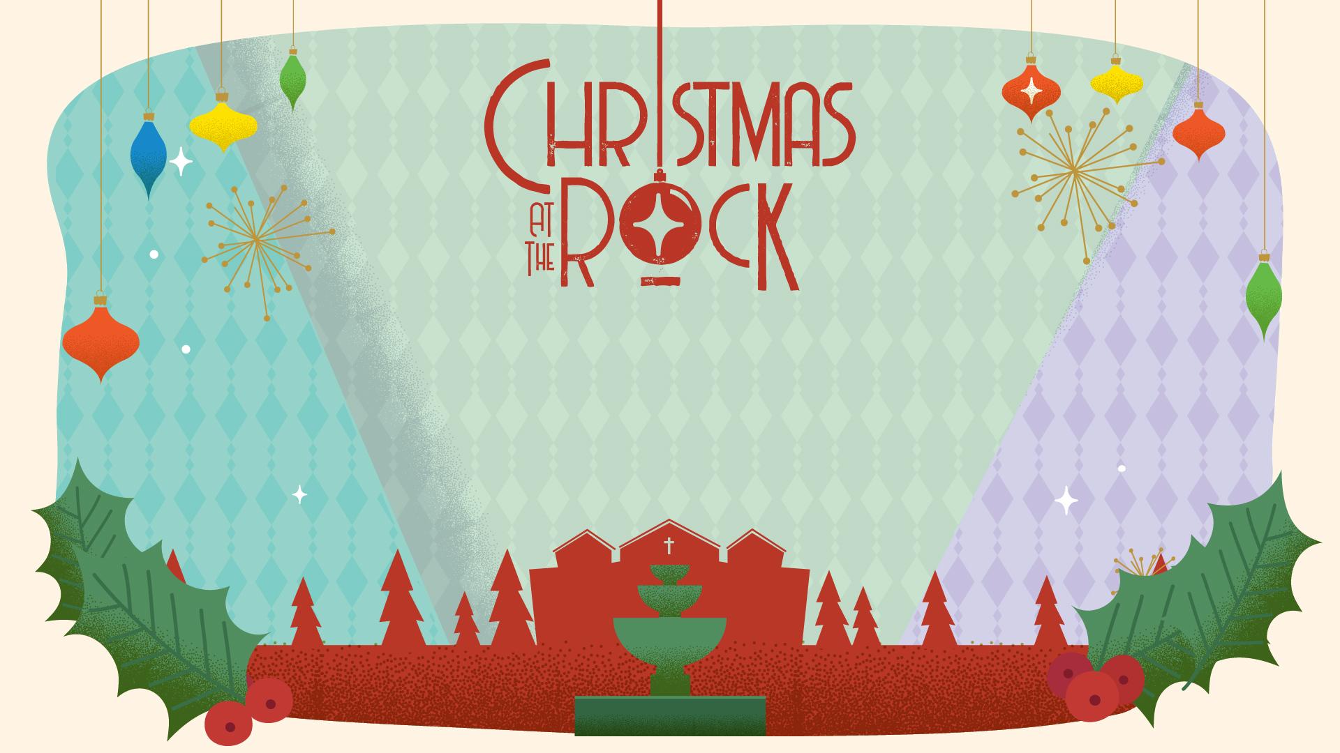 Christmas At The Rock