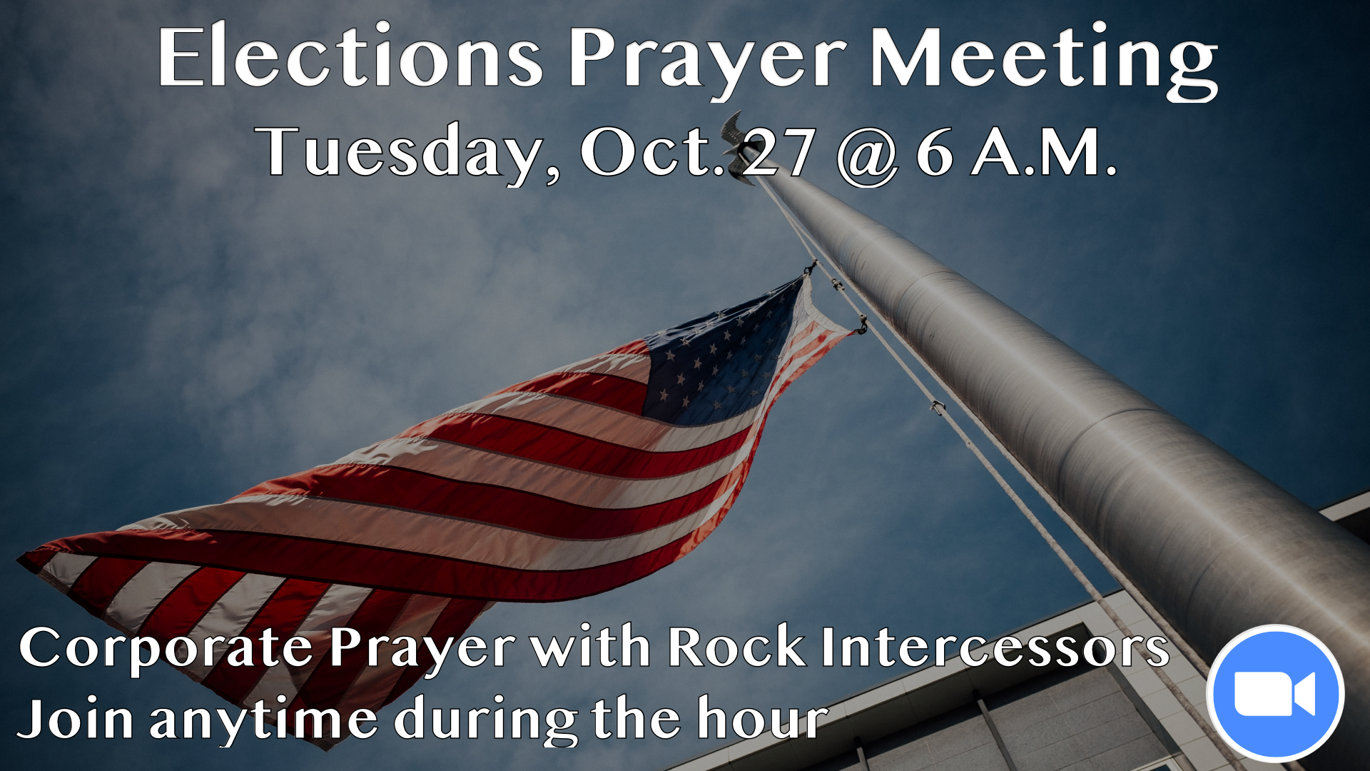 Elections Prayer Meeting