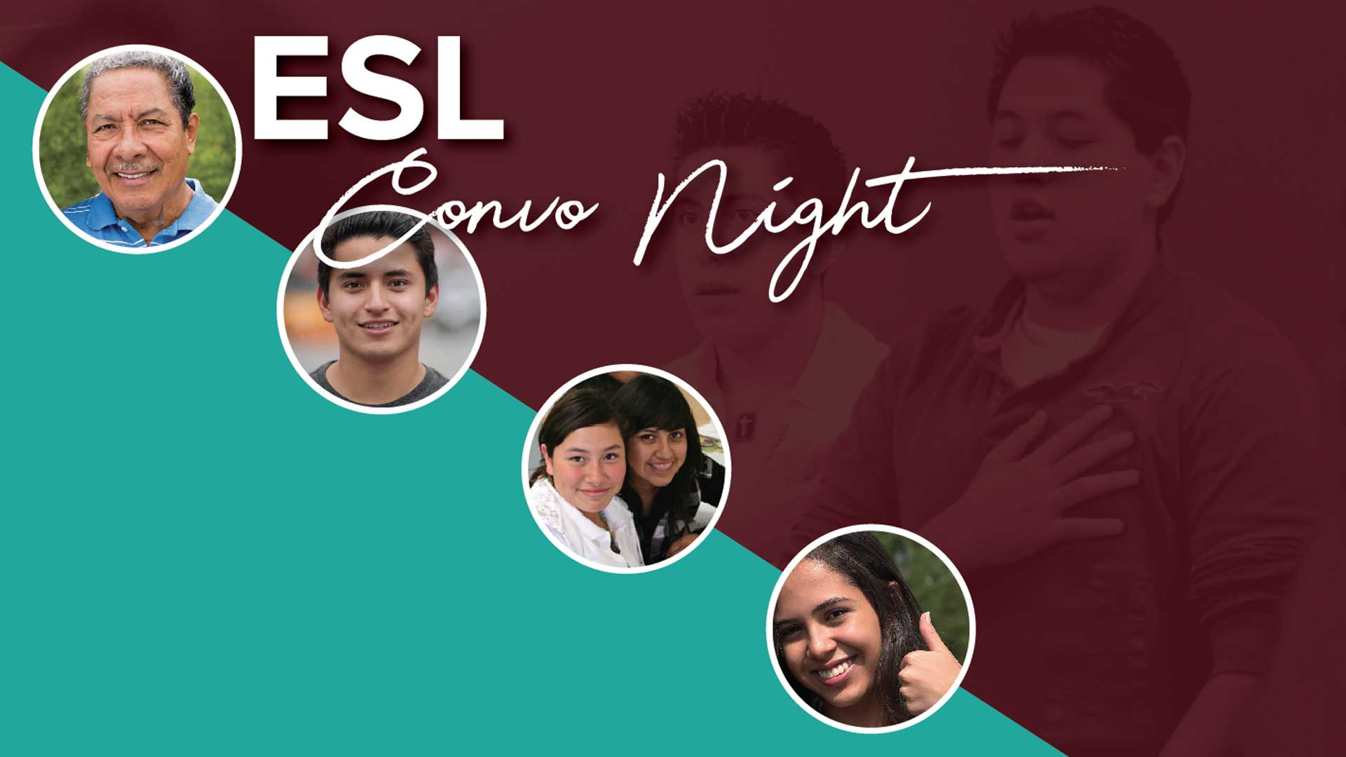 ESL Convo Night