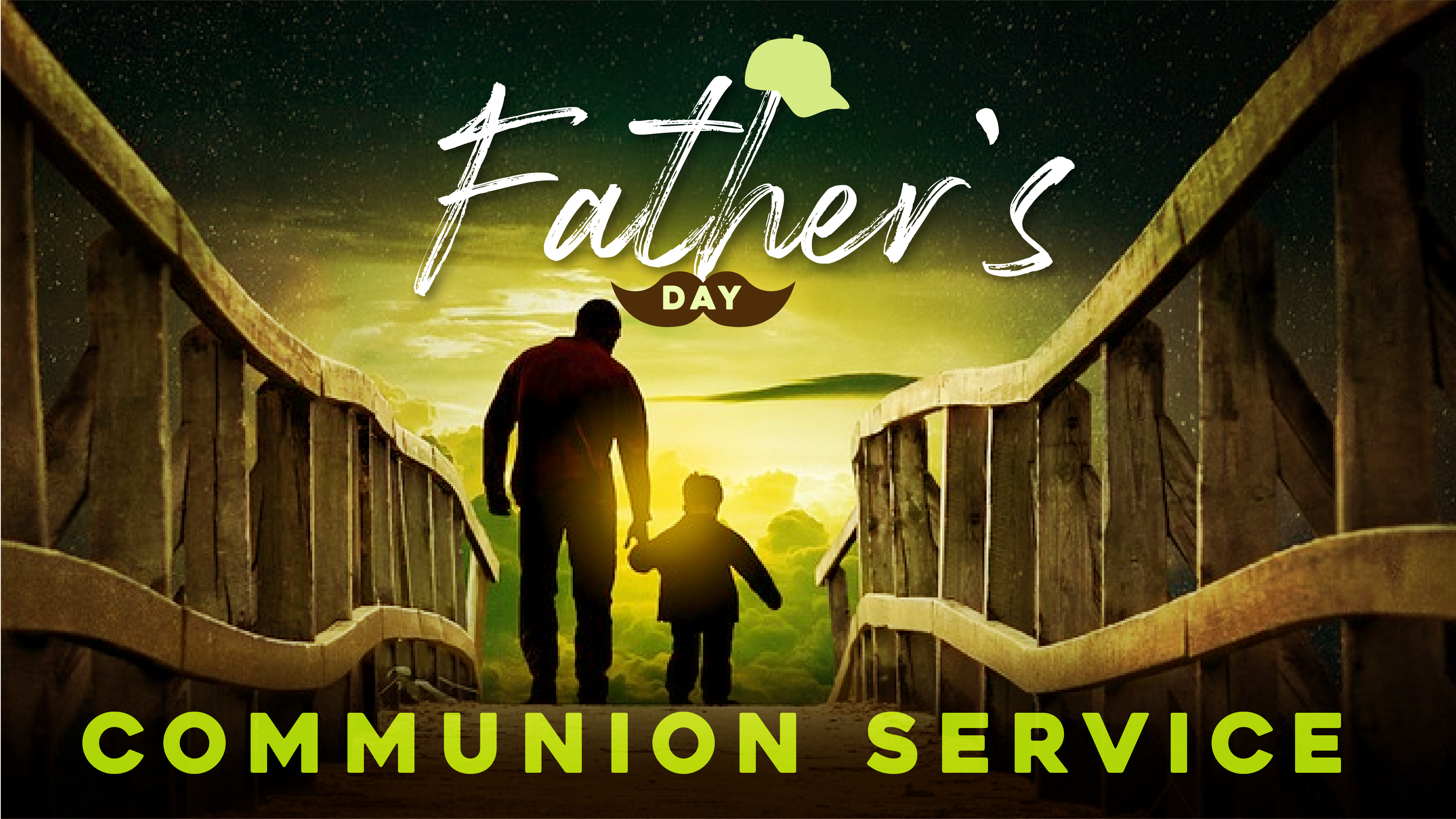 Father's Day Communion