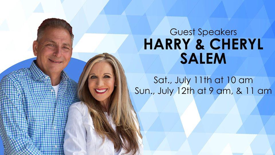 Harry and Cheryl Salem