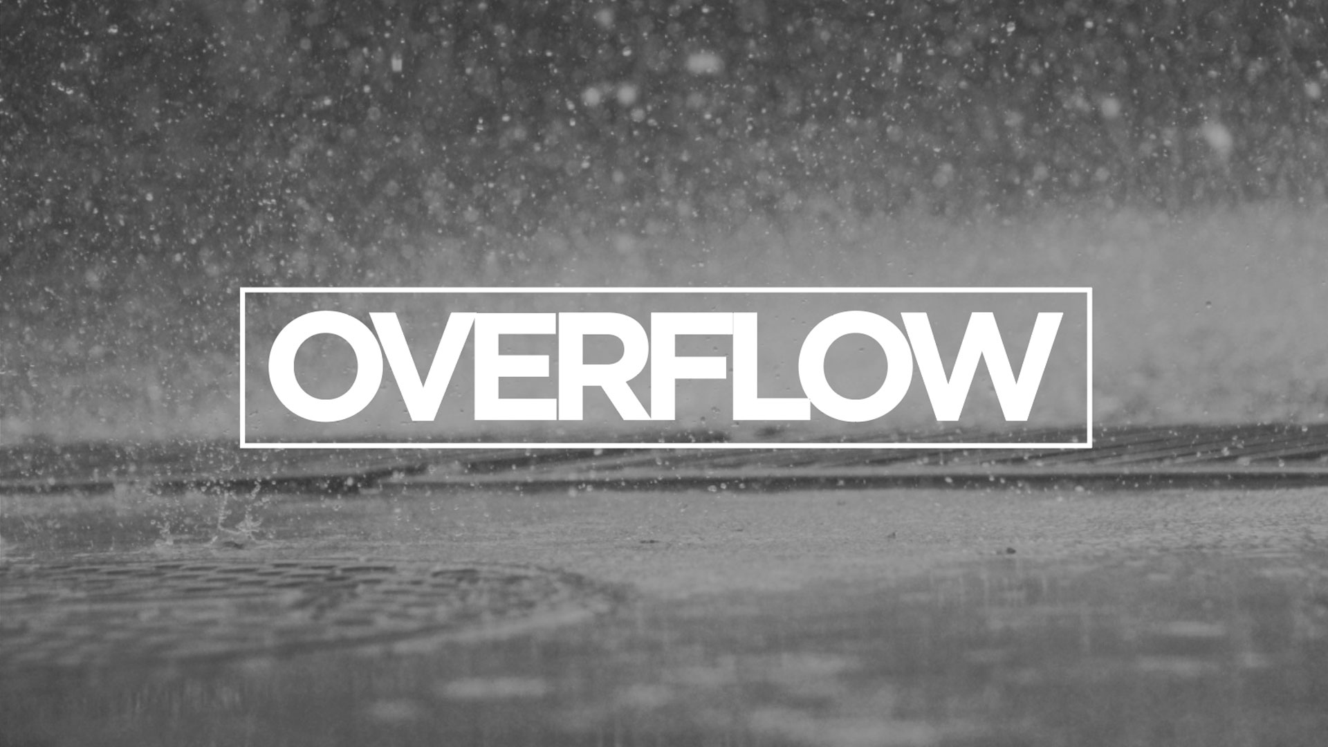 Overflow - Young Adults Retreat
