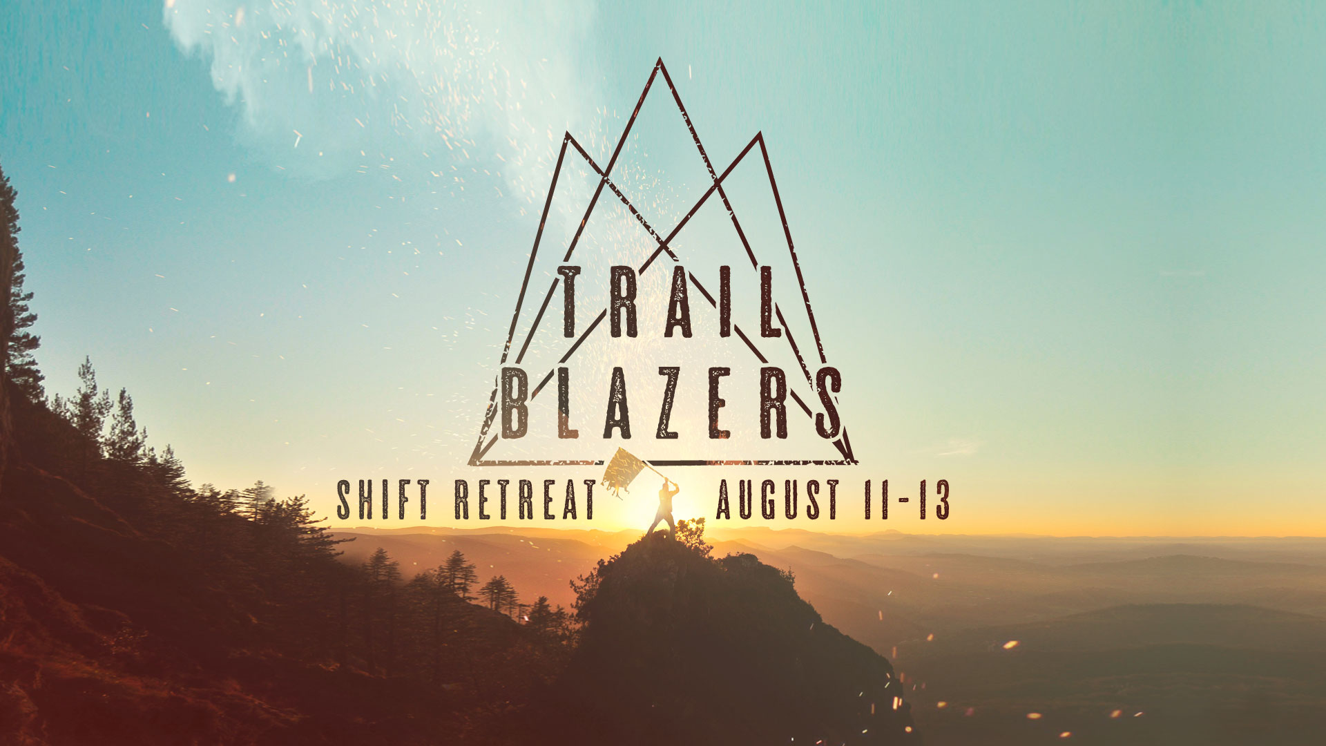 Trailblazers - Young Adults Retreat